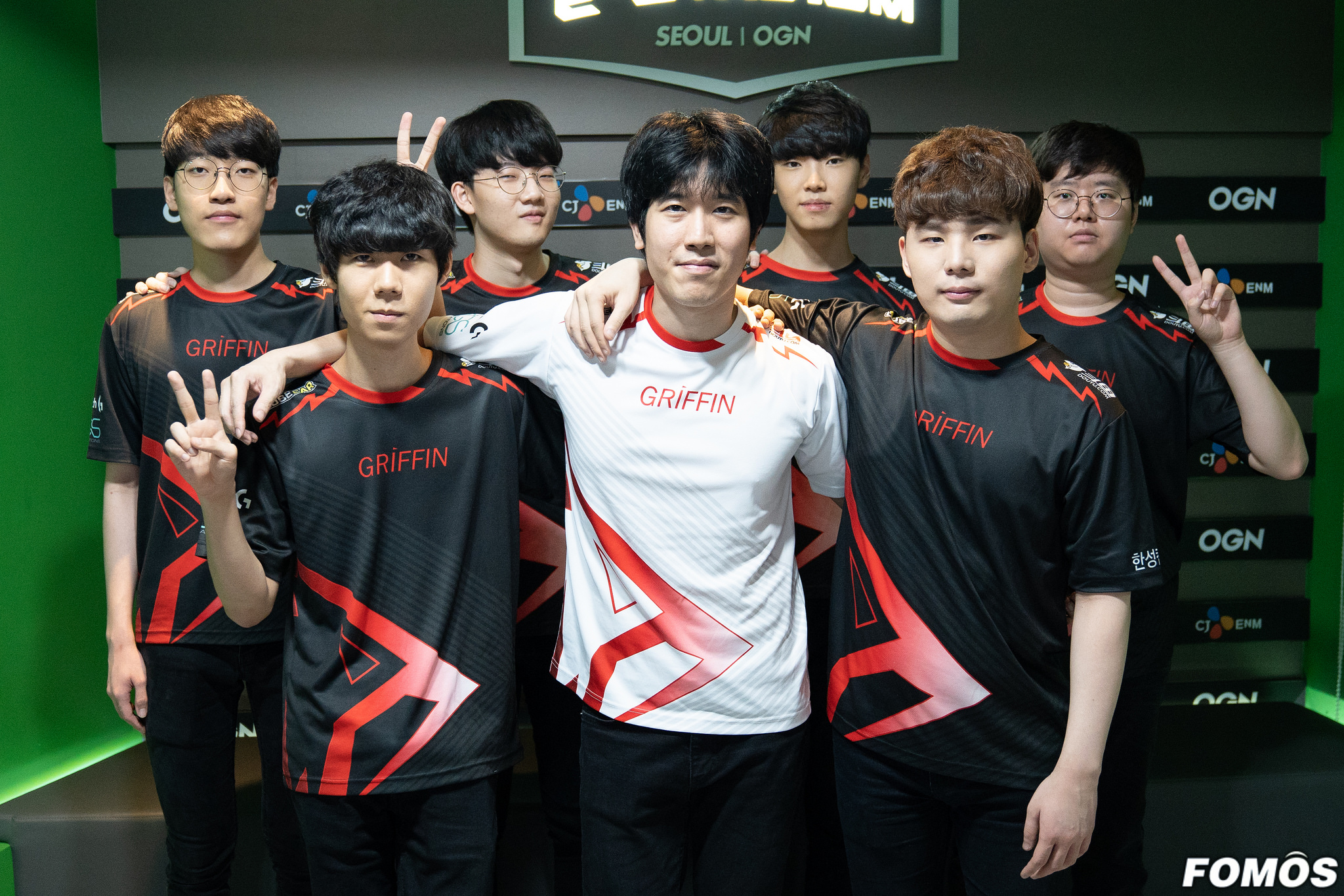 Griffin at the LCK Semifinals