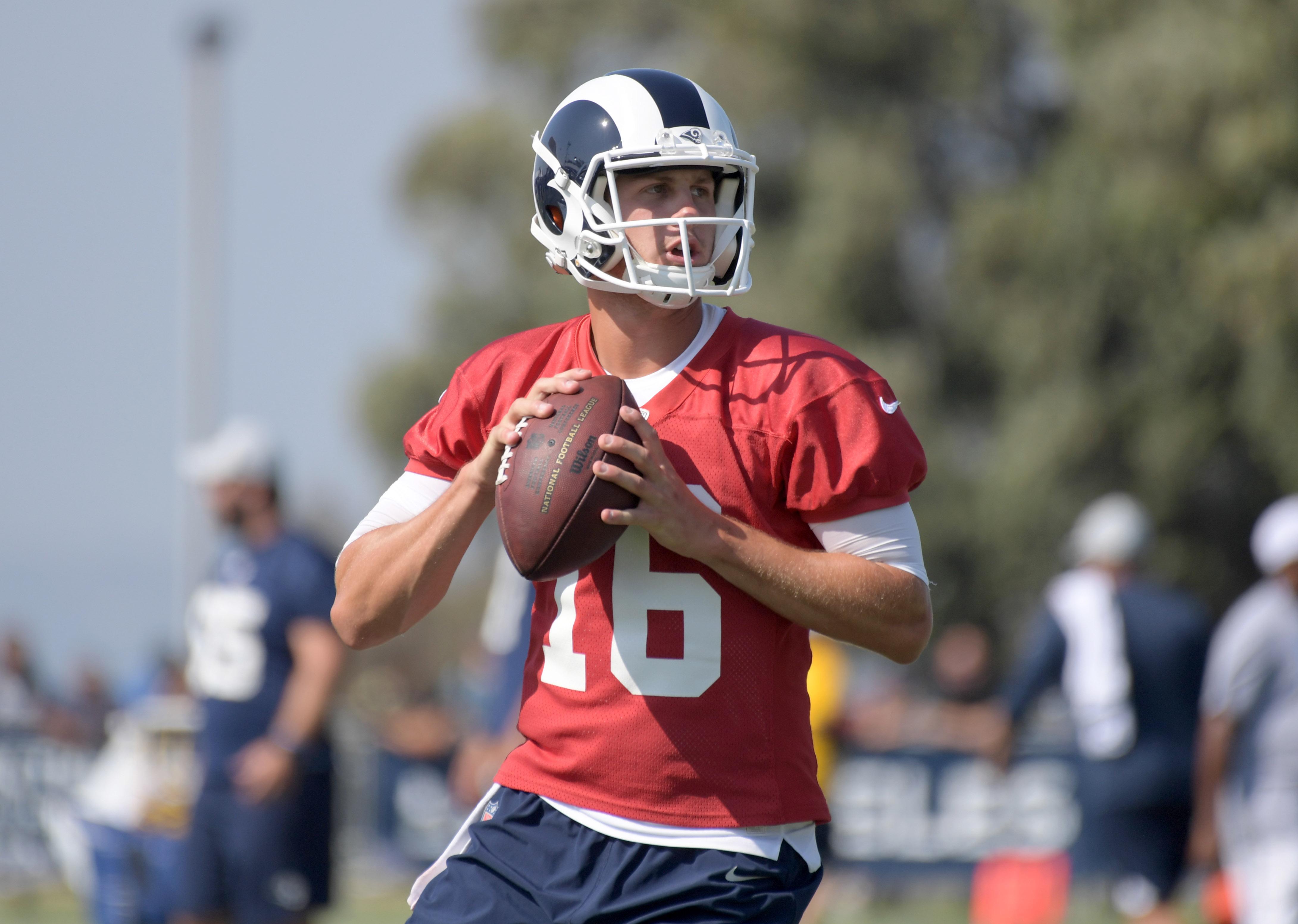 NFL: Los Angeles Rams-Training Camp