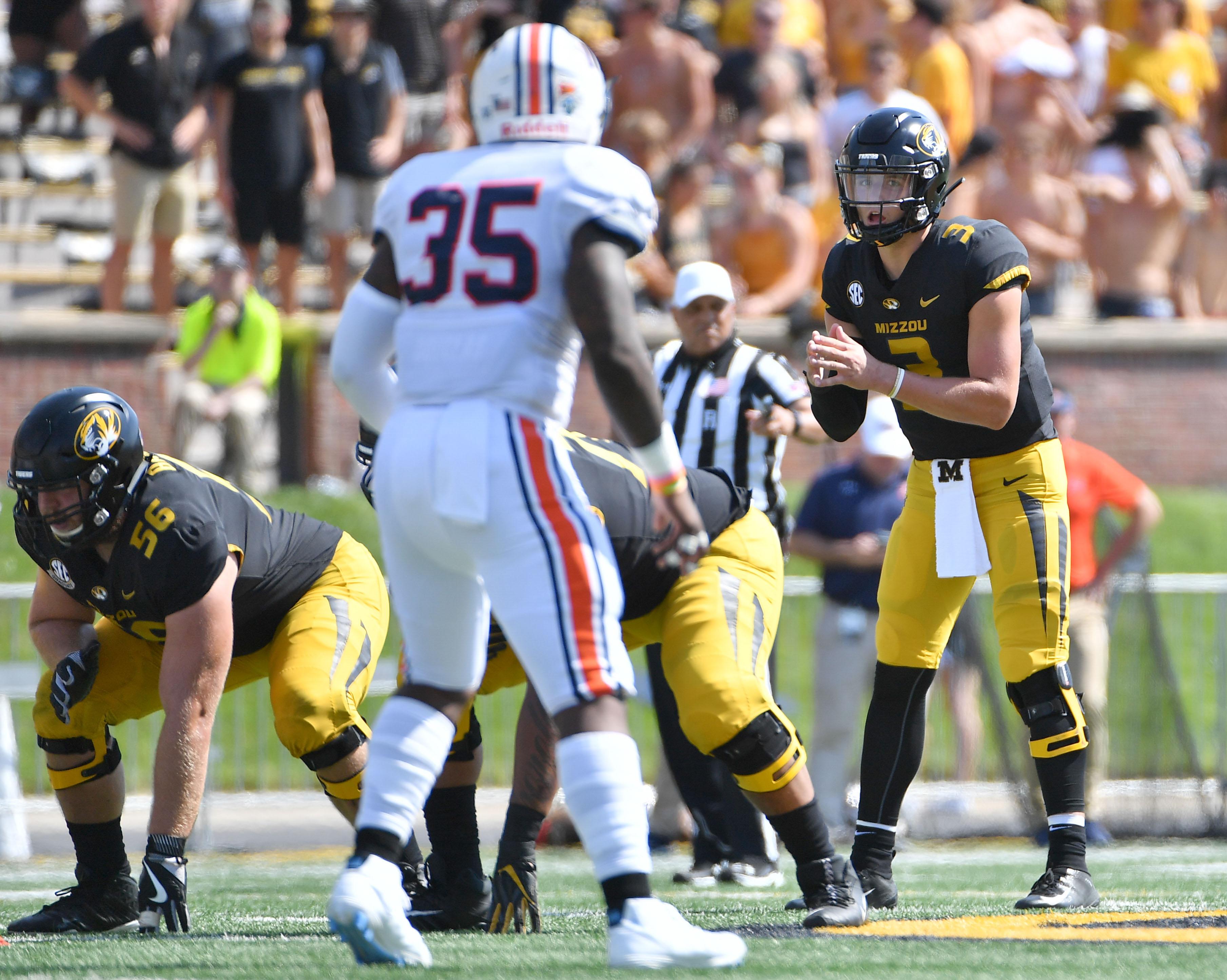 NCAA Football: Tennessee-Martin at Missouri