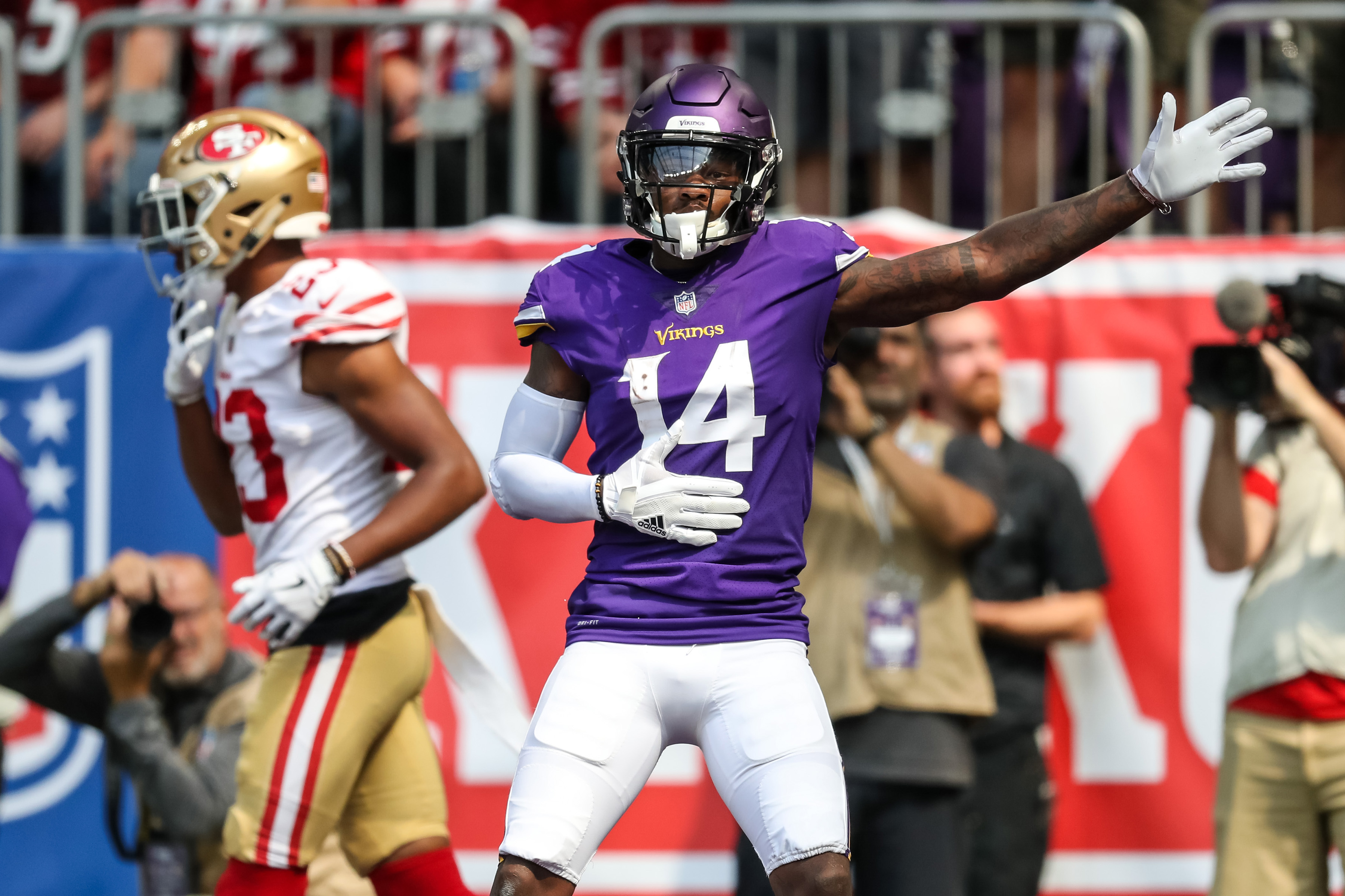 ea45b2f8 49ers vs. Vikings final score: Full recap of a day filled with ...