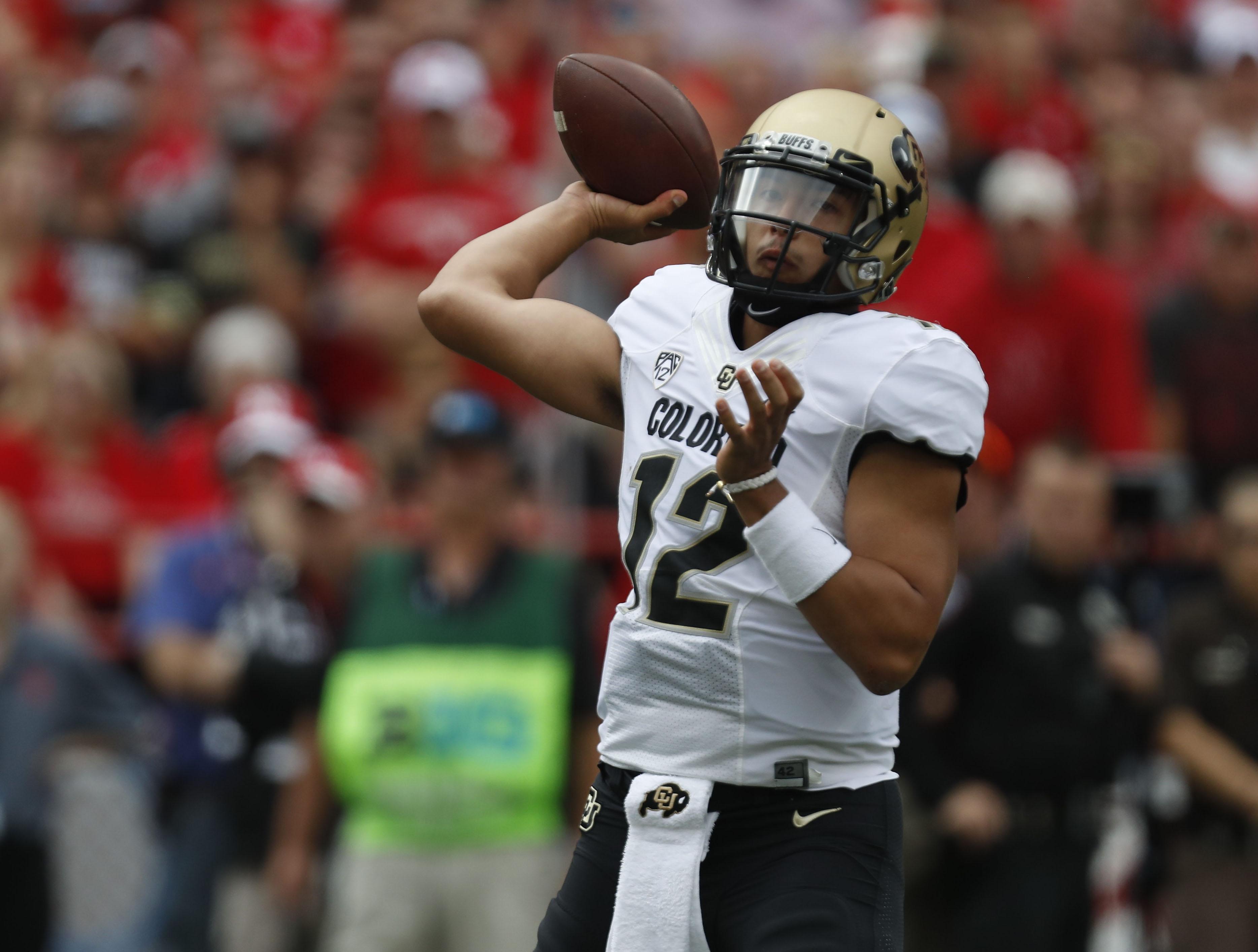 NCAA Football: Colorado at Nebraska