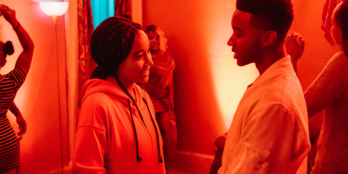 The Hate U Give is equal parts coming-of-age drama and Black Lives Matter primer. It's terrific.