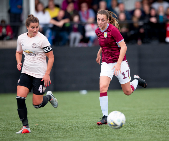 Aston Villa 0 - 12 Manchester United: Villa Ladies hammered in home opener
