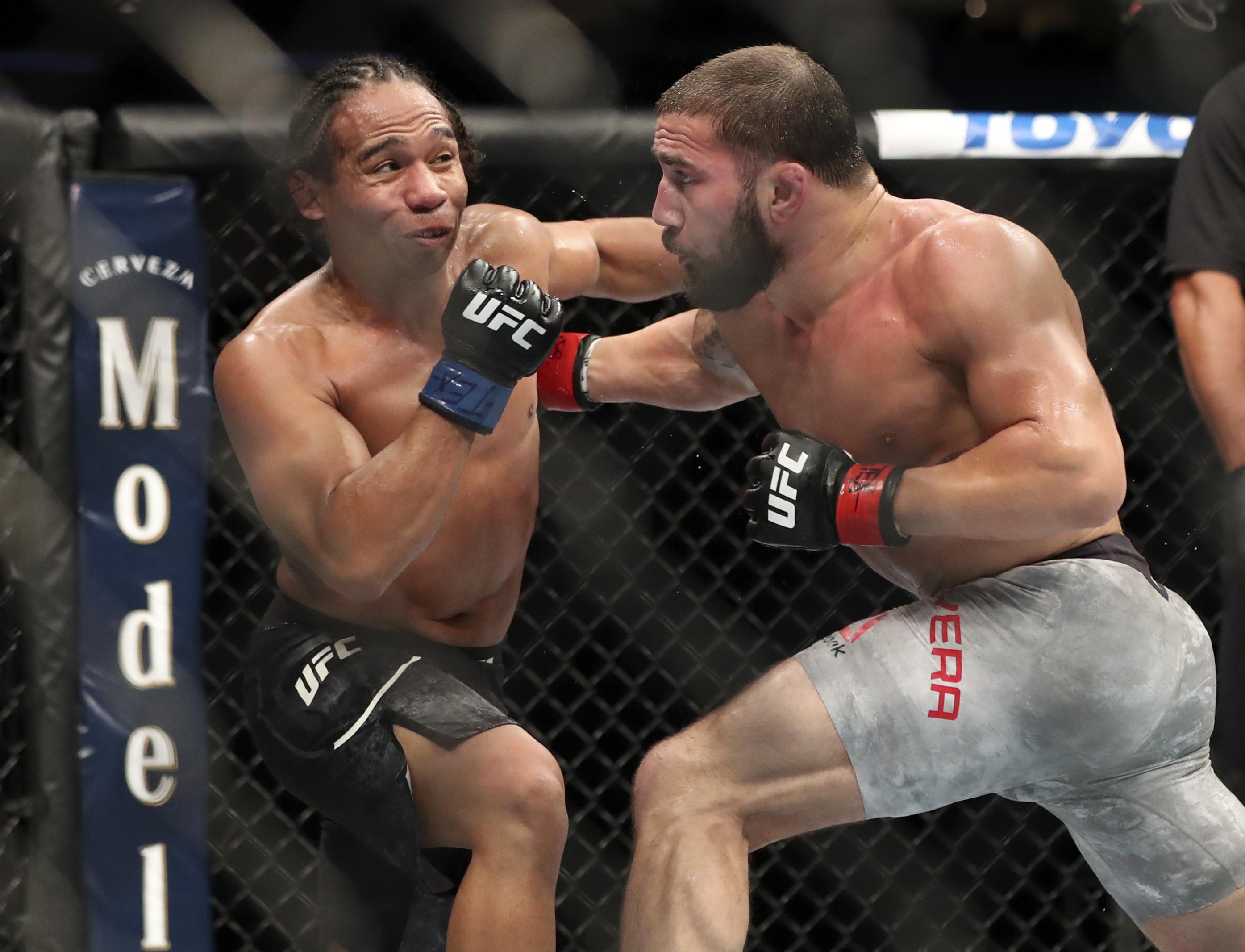 MMA: UFC 228-Rivera vs Dodson