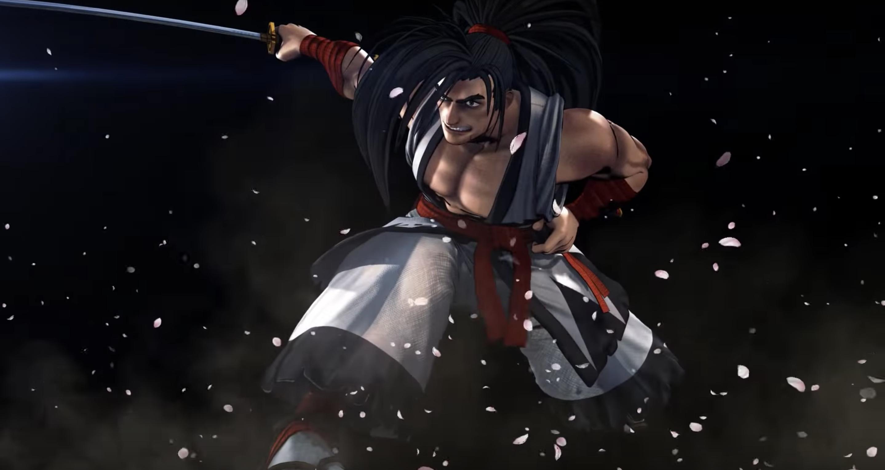 New Samurai Shodown is heading to PS4 next year - Polygon