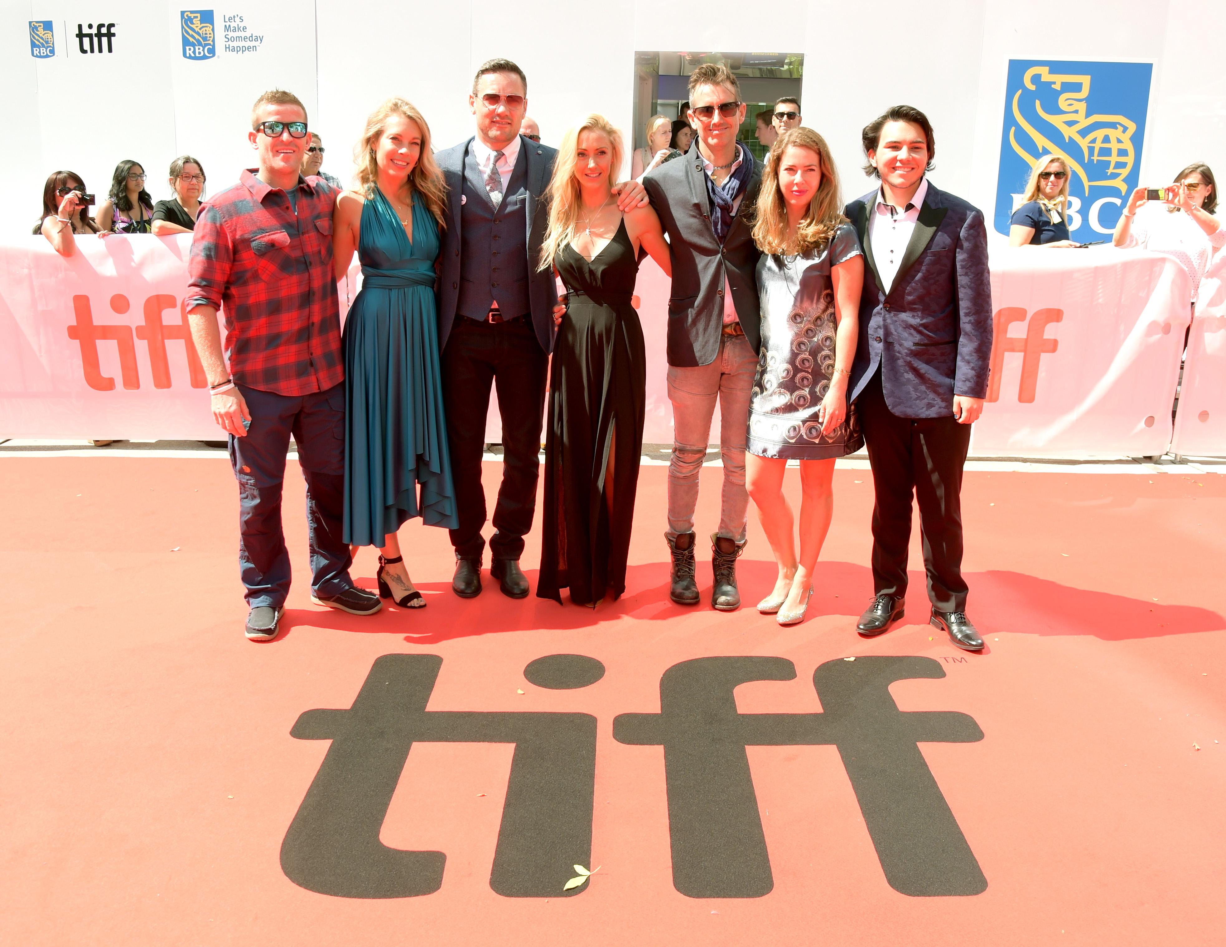 2018 Toronto International Film Festival - 'Sharkwater Extinction' Premiere - Red Carpet
