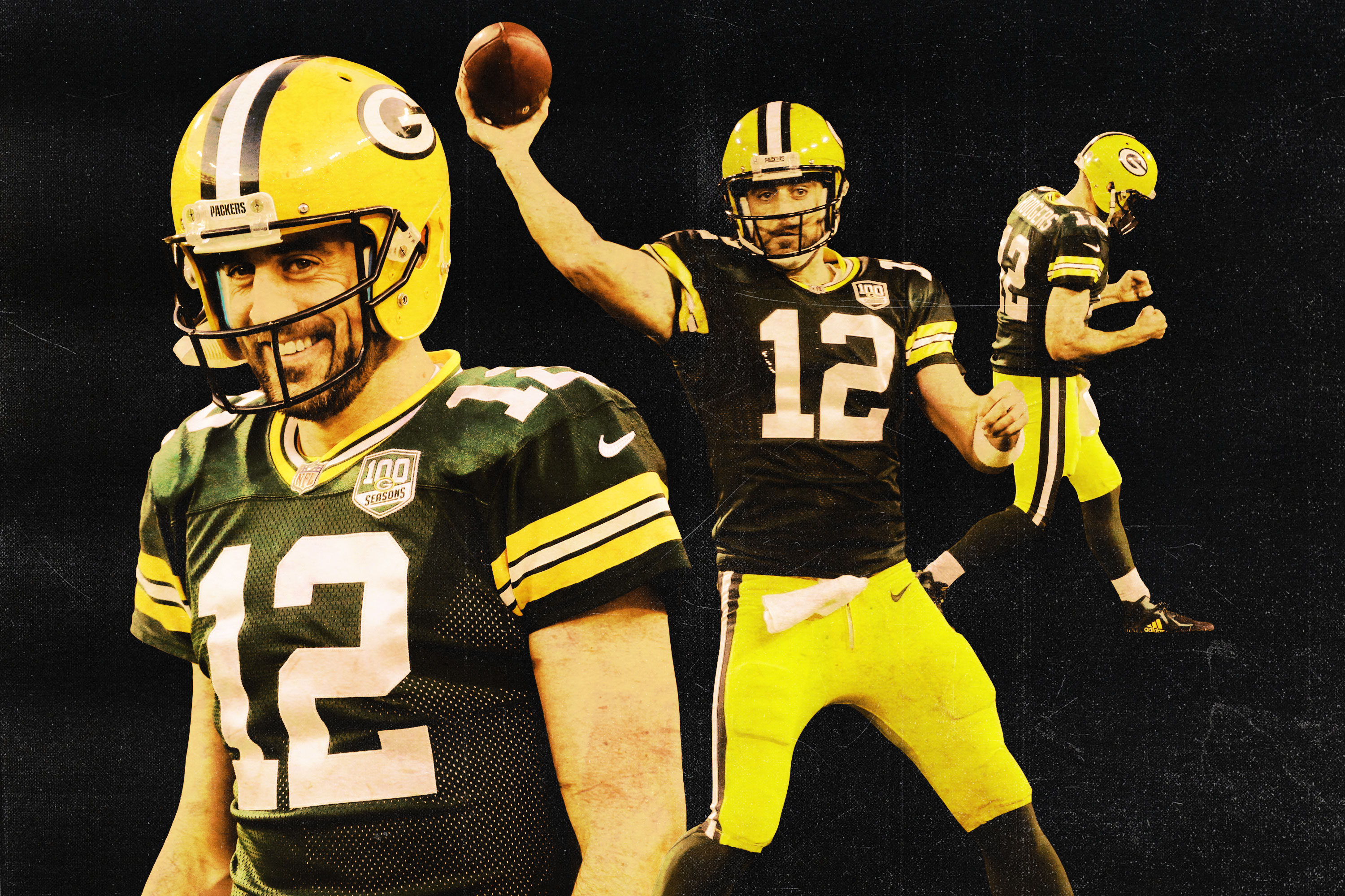 The great sci fi tv boom of 2018 the ringer aaron rodgers hero ball is the bears recurring nightmare malvernweather Images