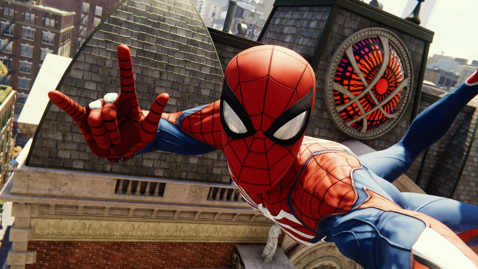 How to take a selfie in Spider-Man PS4 Photo Mode - Polygon