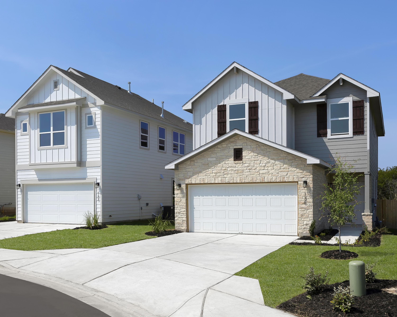 A brand new single-family neighborhood, where every unit is a rental