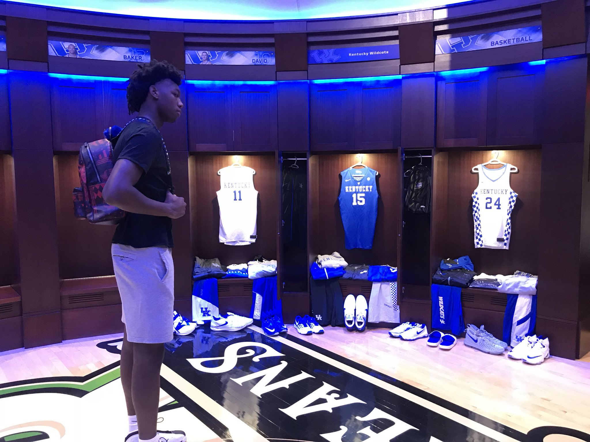Calipari S Kentucky Wildcats Are Young Streaky And Loaded: Kentucky Wildcats Basketball
