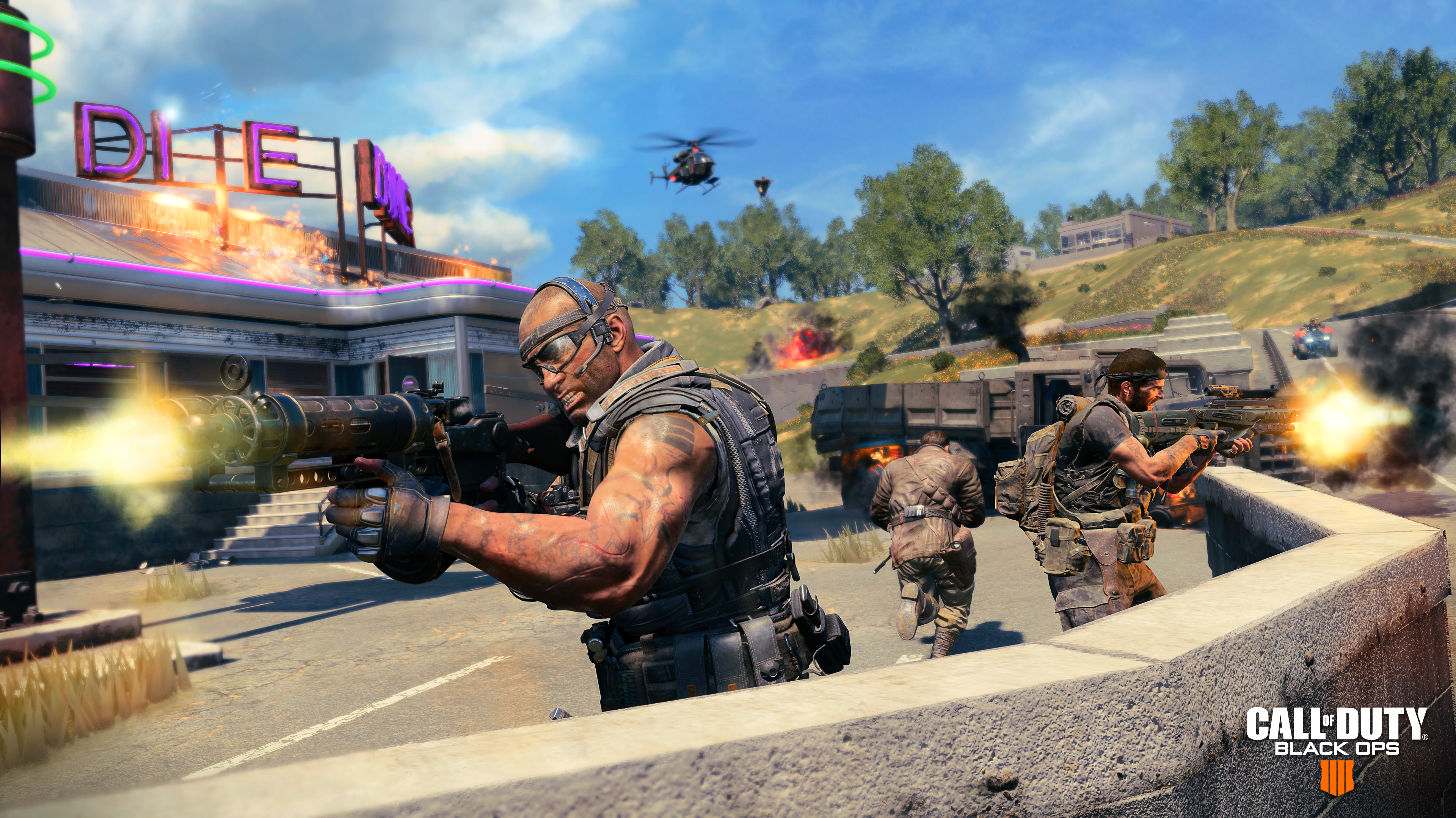 Call of Duty's battle royale mode, Blackout, is exceptional