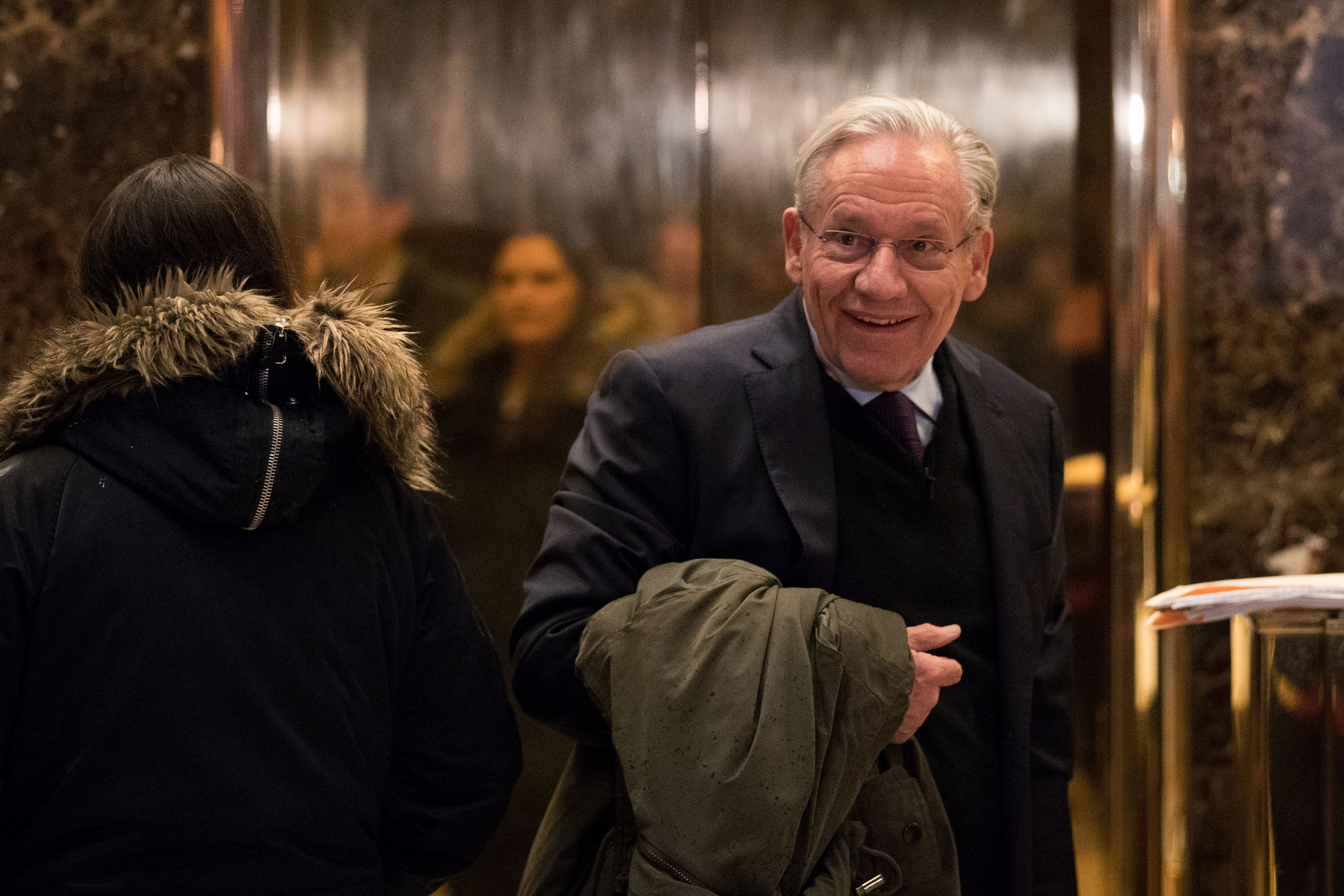 Bob Woodward's new book, Fear, explained