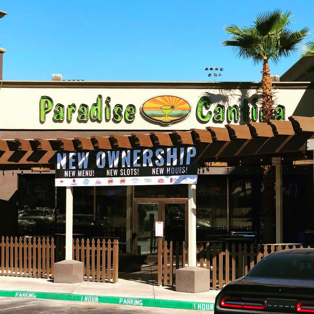 Paradise Cantina