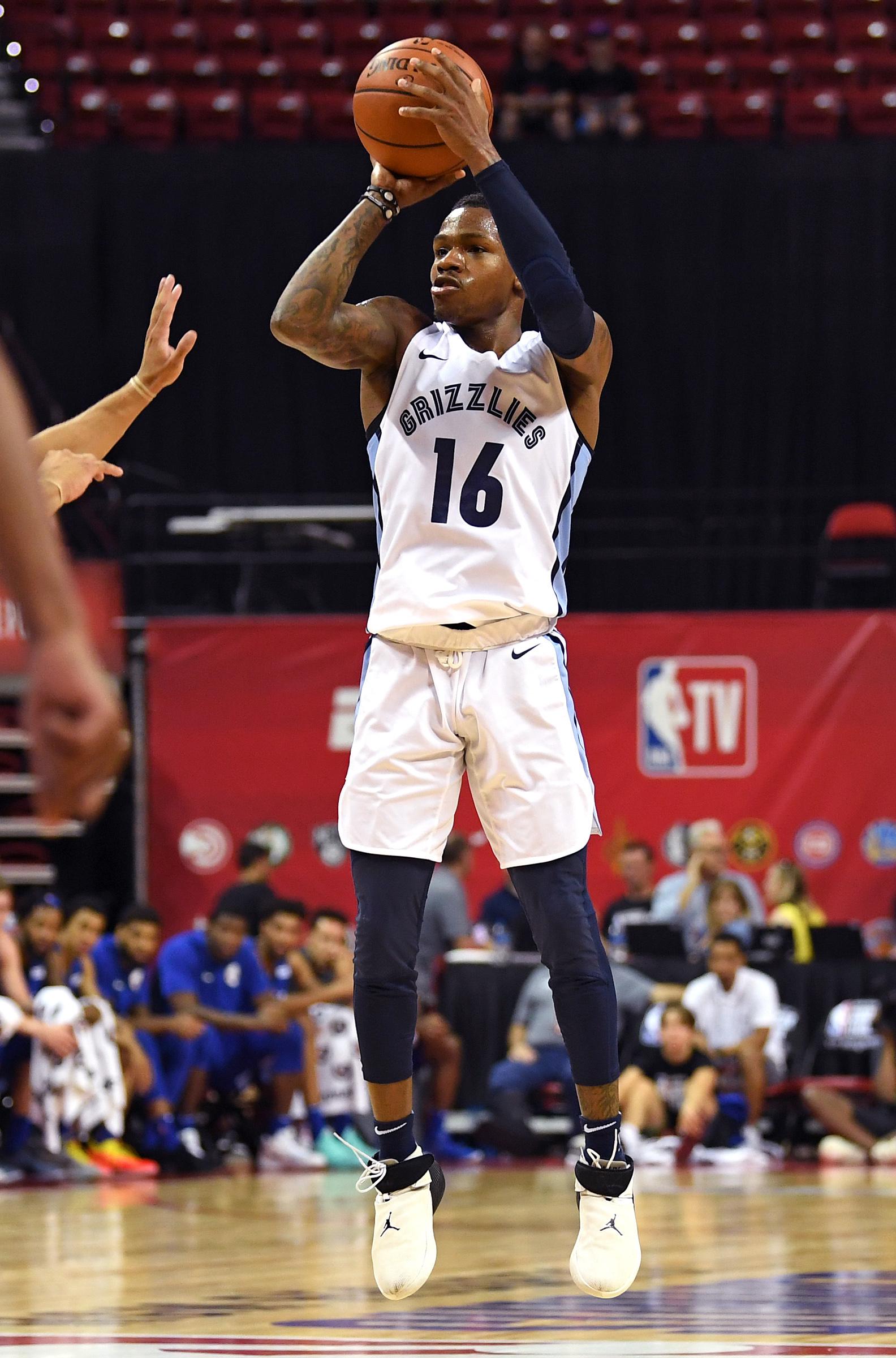 NBA: Summer League-Philadelphia 76ers at Memphis Grizzlies