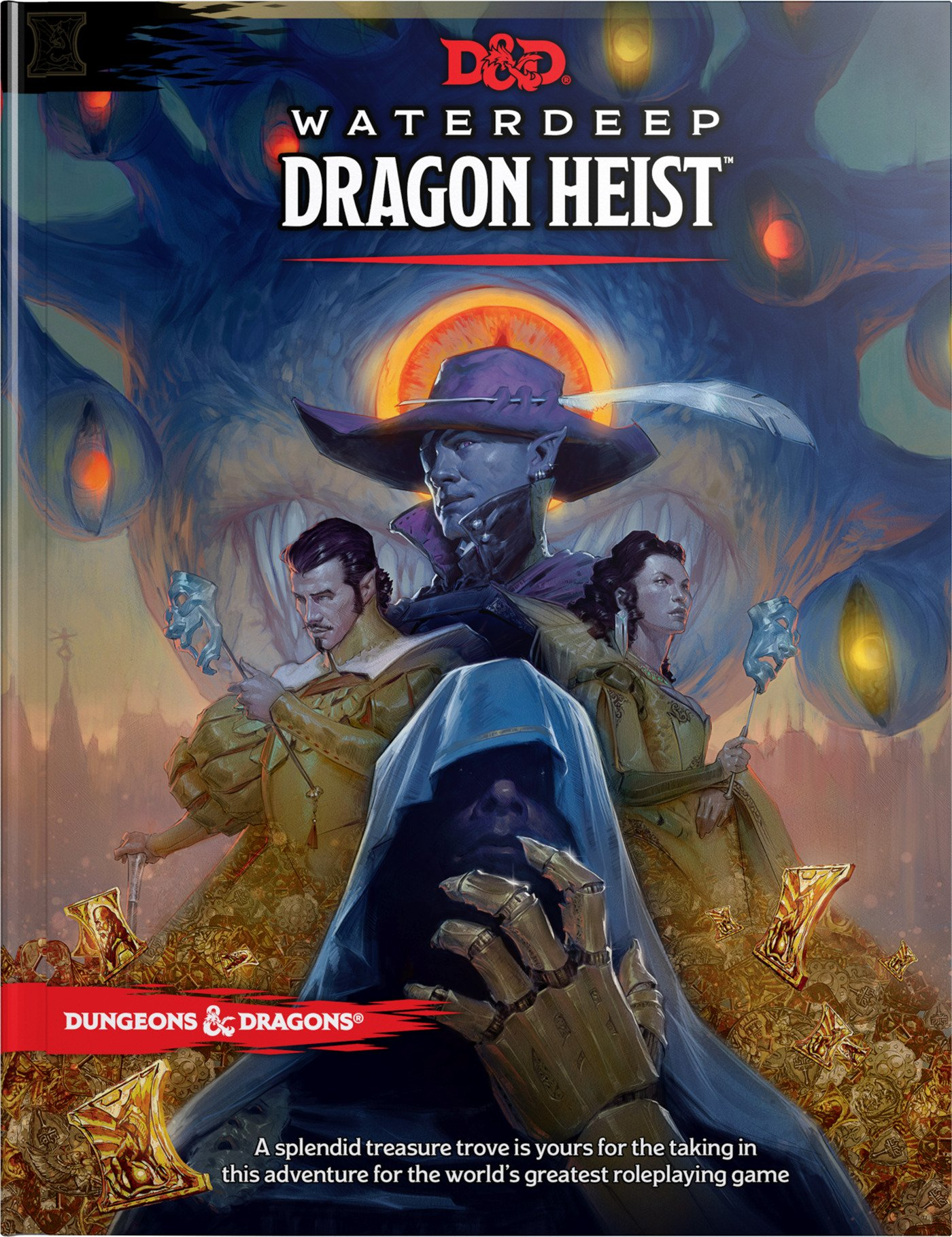Review: D&D's latest adventure is state of the art tabletop
