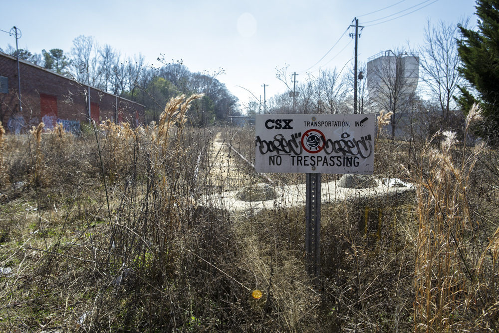 Hiking the Beltline's Ghostly but Promising Southeast Trail