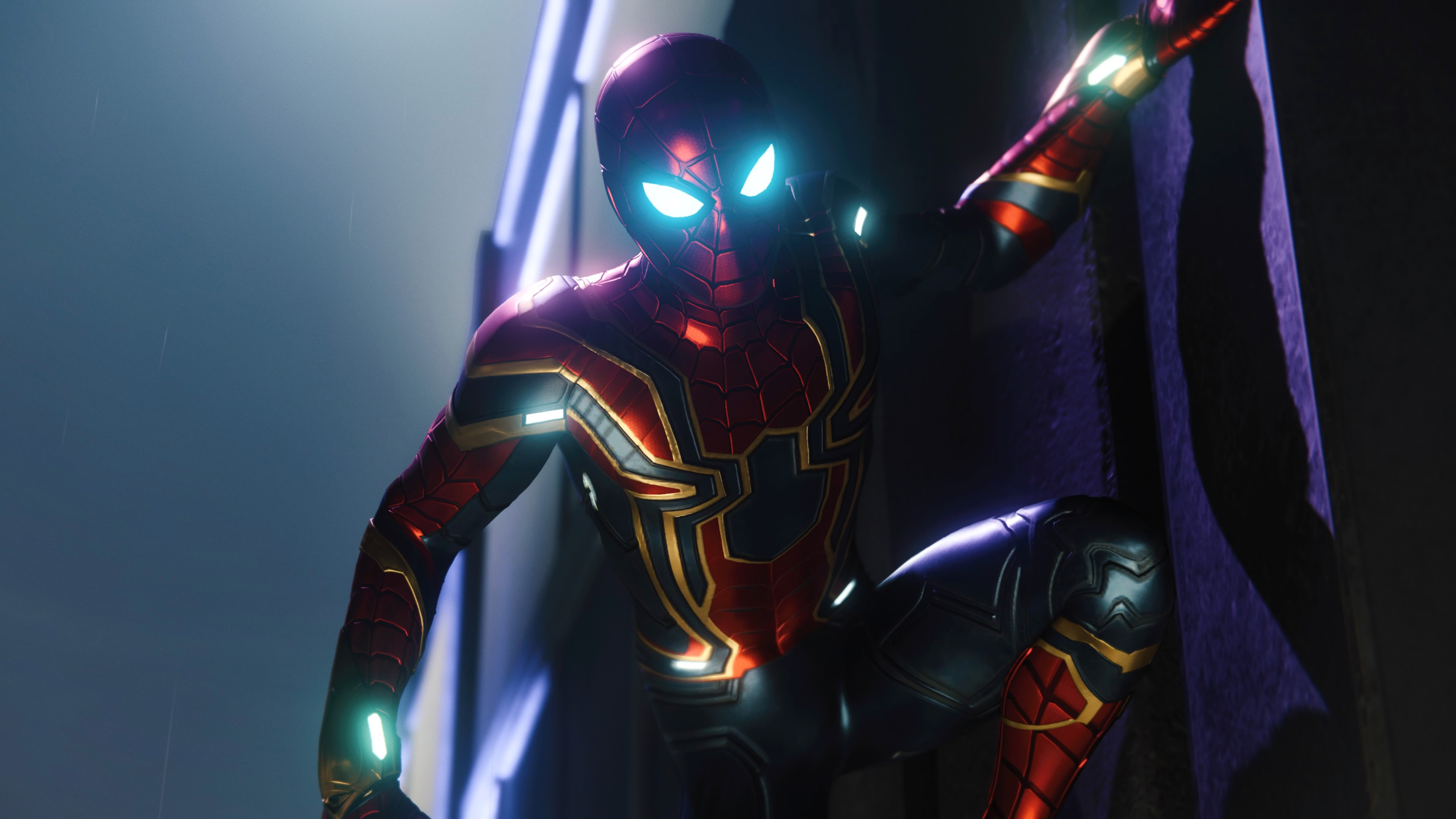 Spider-Man on the PS4 is a great example of AAA development working at its best