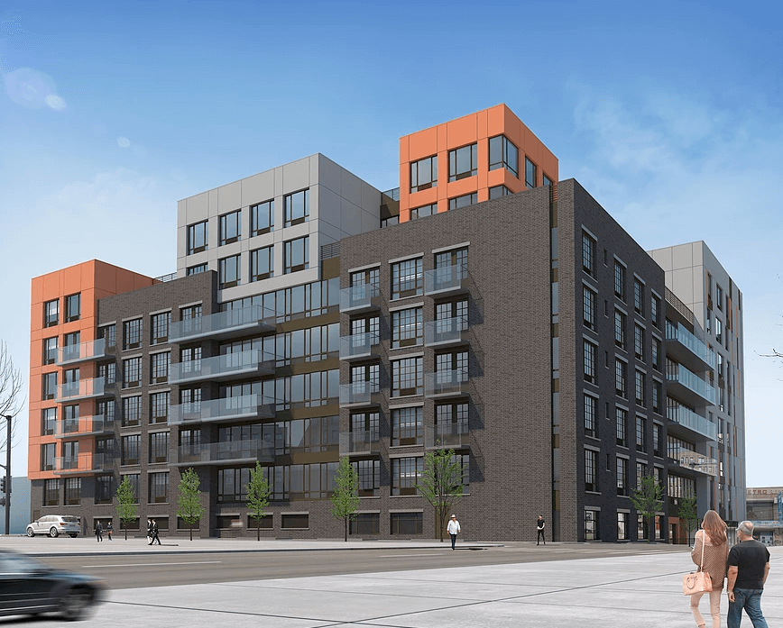 In Bushwick 41 Affordable Apartments At Rheingold Brewery Site Up For Grabs From 1 432