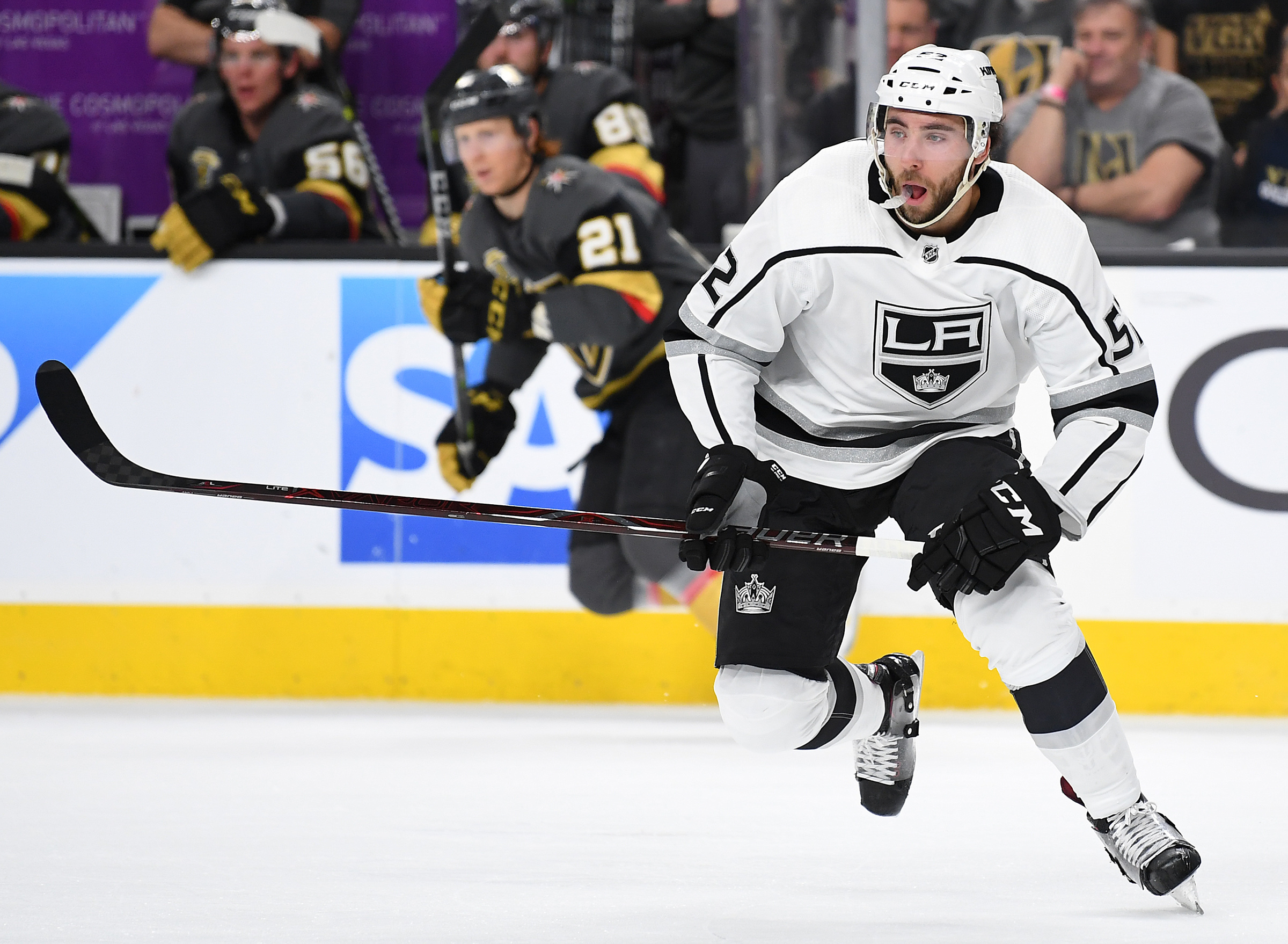 0f079e3d08b 2018 Los Angeles Kings Top 25 Under 25   9 Mike Amadio