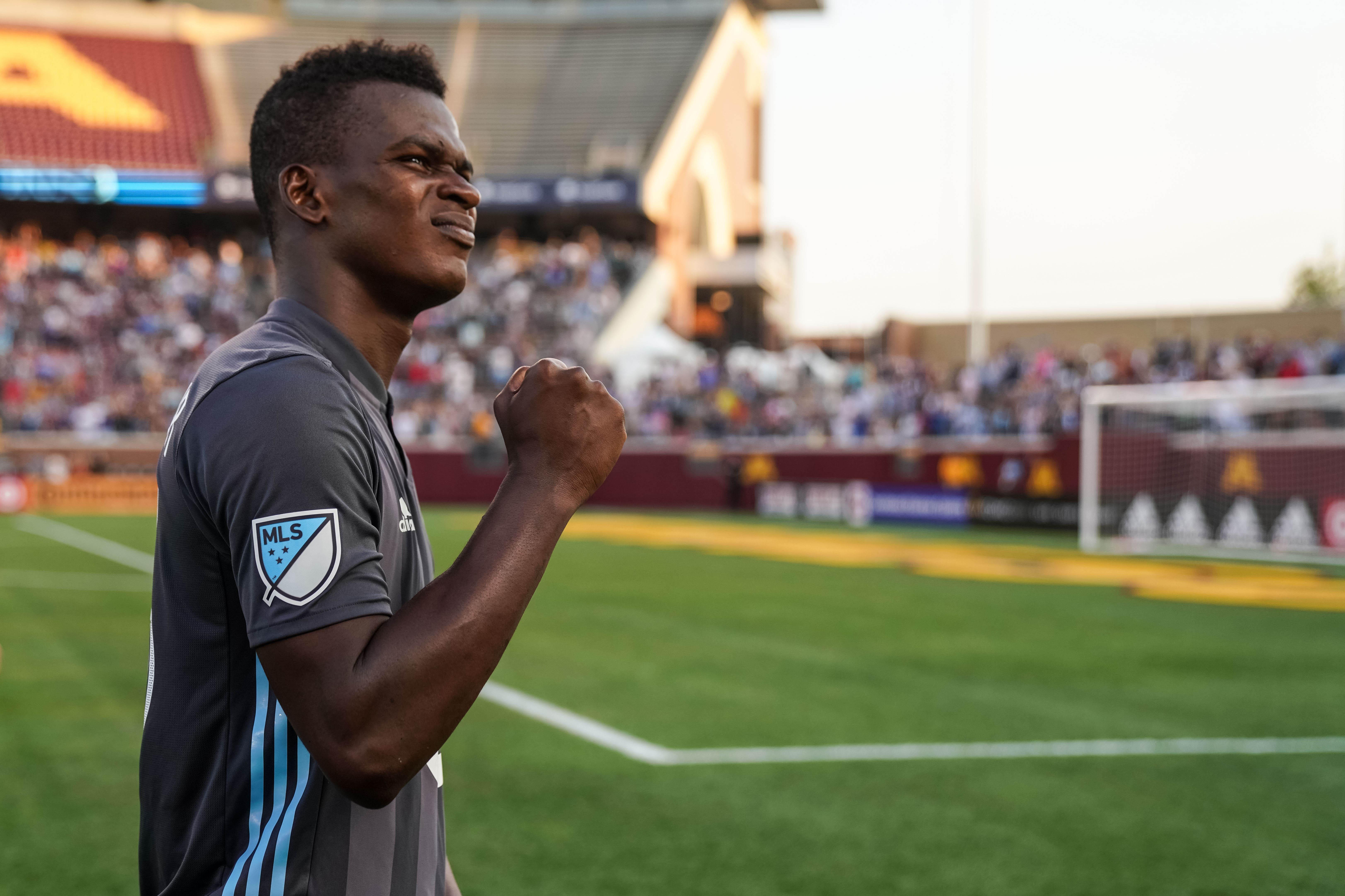 MLS: Minnesota United FC - Darwin Quintero
