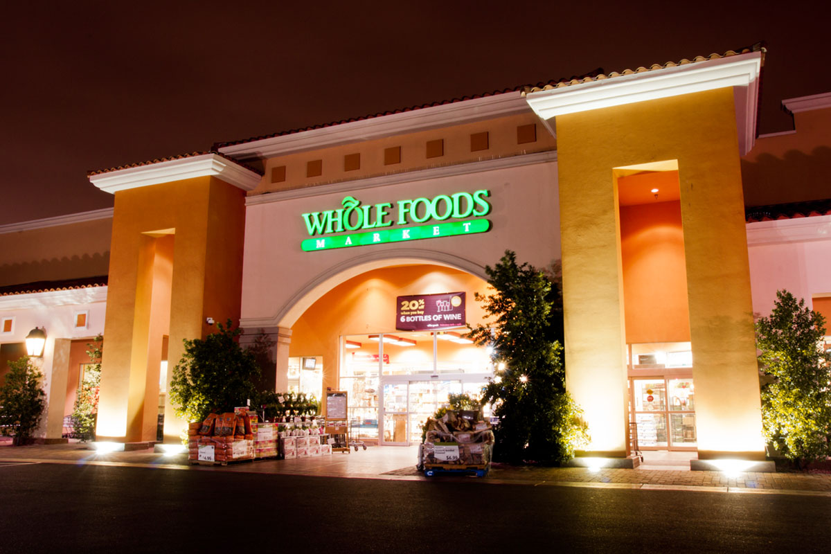 Whole Foods on Fort Apache and Charleston