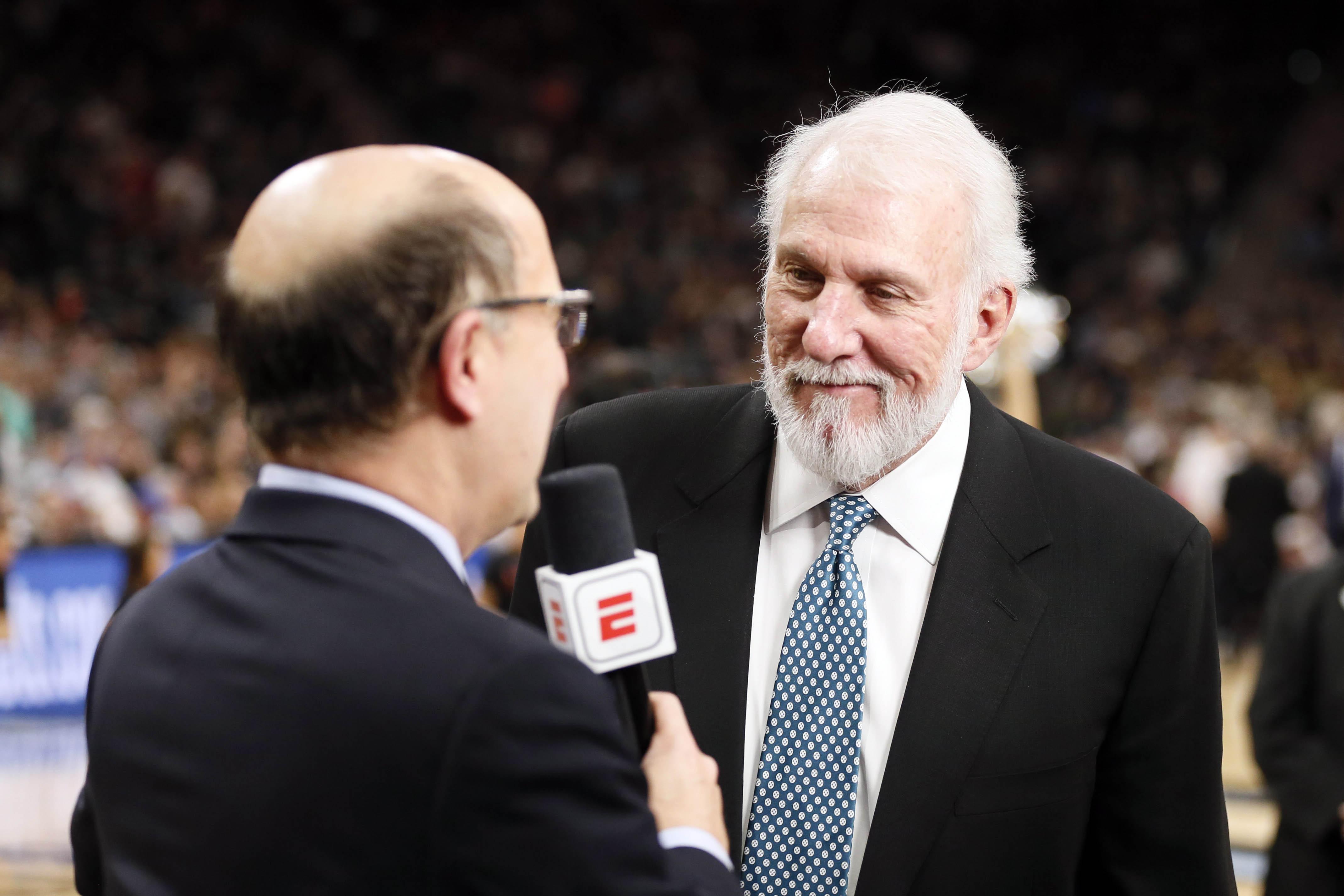 NBA: Washington Wizards at San Antonio Spurs