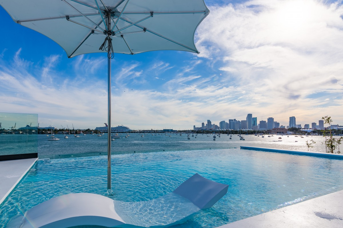 Venetian Islands Stunner With Rooftop Pool Asks $17M