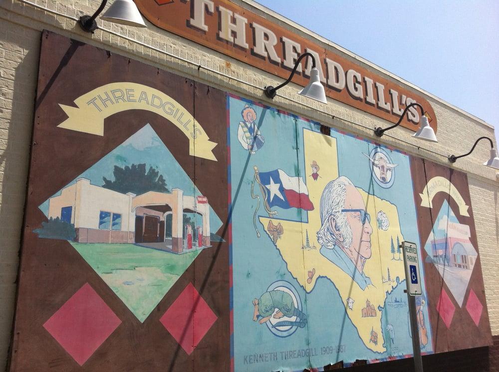Threadgill's on West Riverside