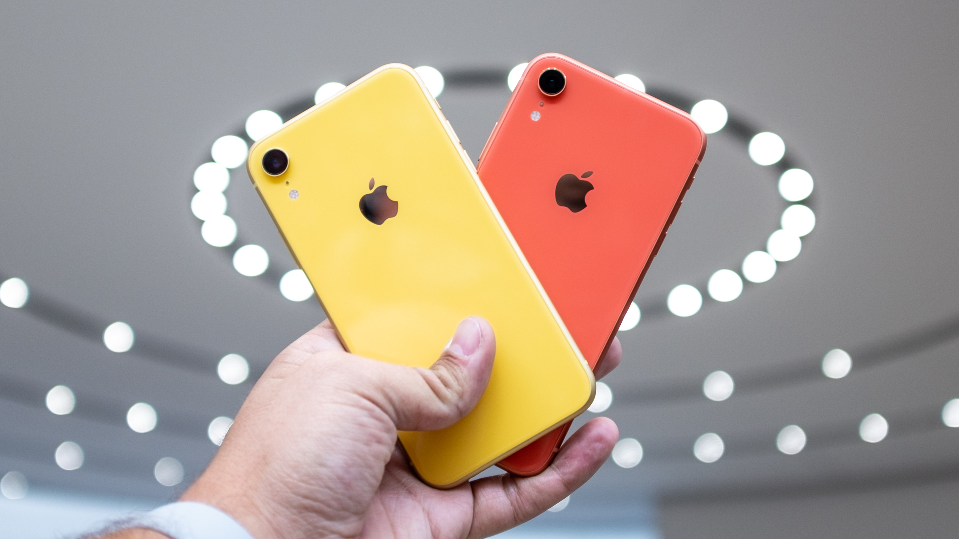 iphone xr coral unboxing and setup