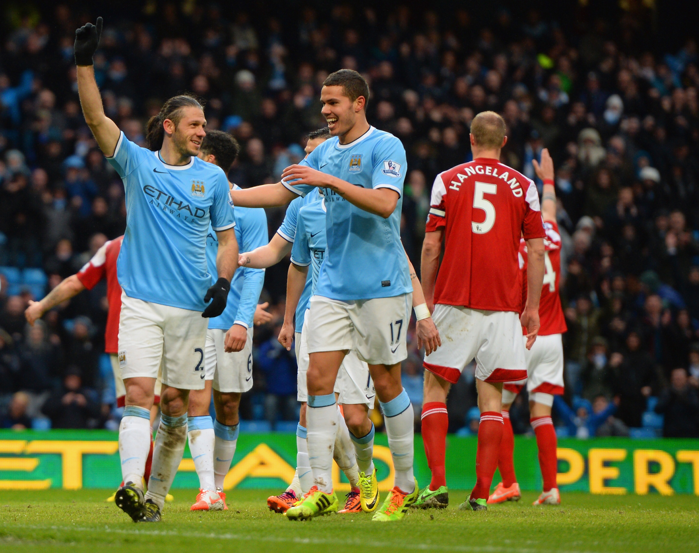 Fulham v Manchester City – Head To Head