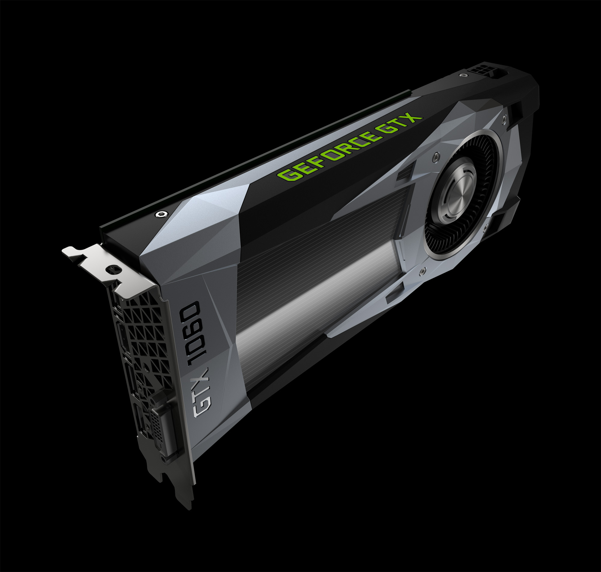 GeForce GTX 1060: Not bad for a low-end card