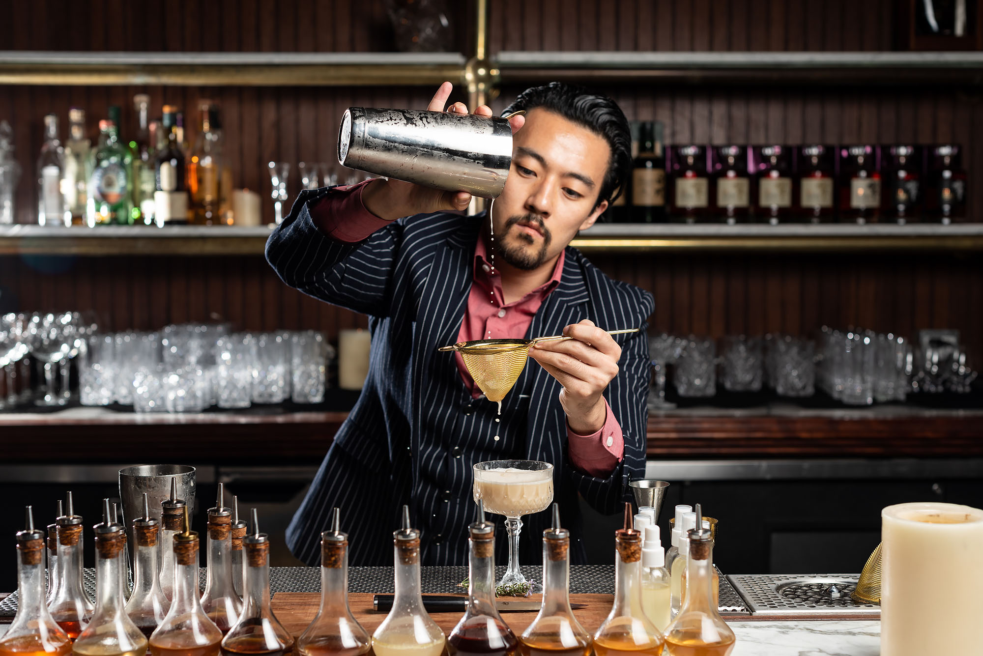 How Downtown LA's New Cocktail Mecca Completely Changes the Recipe