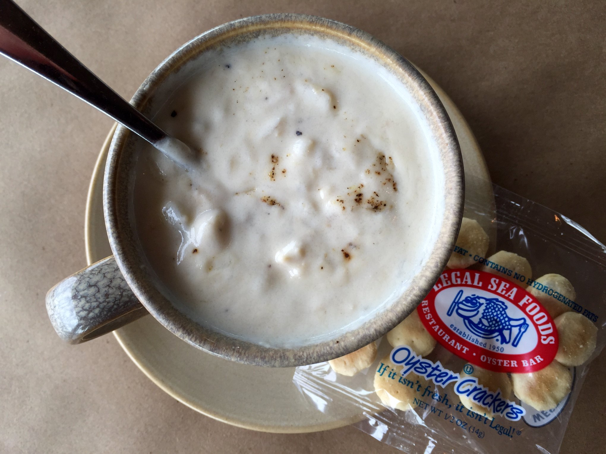 Where to Eat New England Clam Chowder in Boston