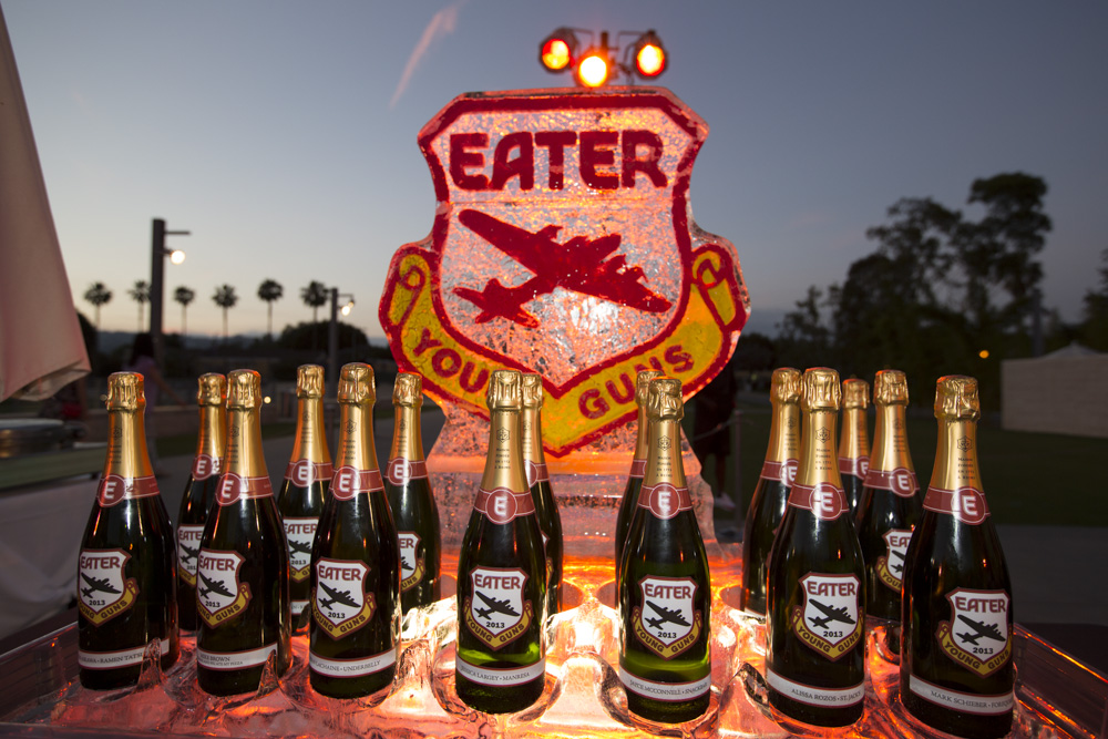 Eater Young Guns Class of 2013 Feted in Los Angeles