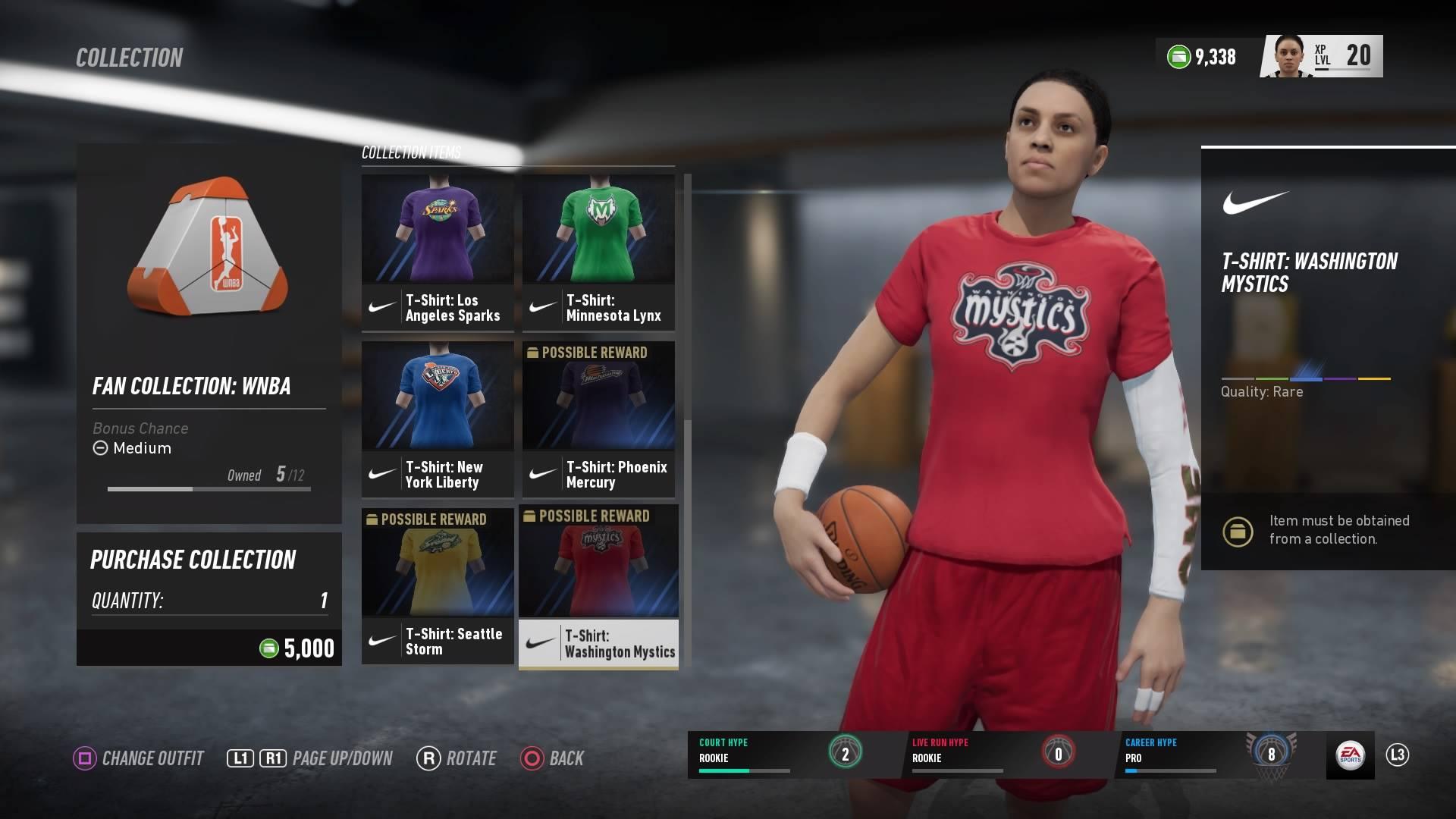 NBA Live 19 takes direct aim at NBA 2K19's grabby