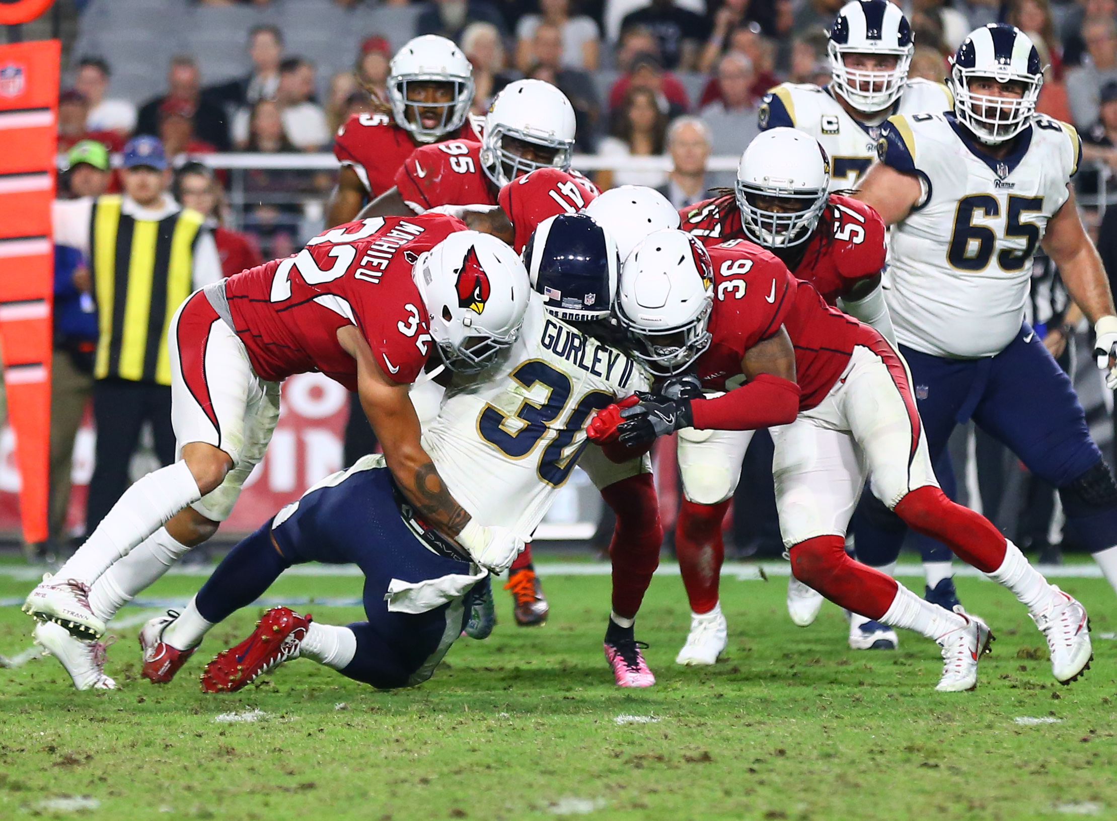 Revenge of the birds an arizona cardinals community wrangling the rams blueprint for an upset malvernweather Images