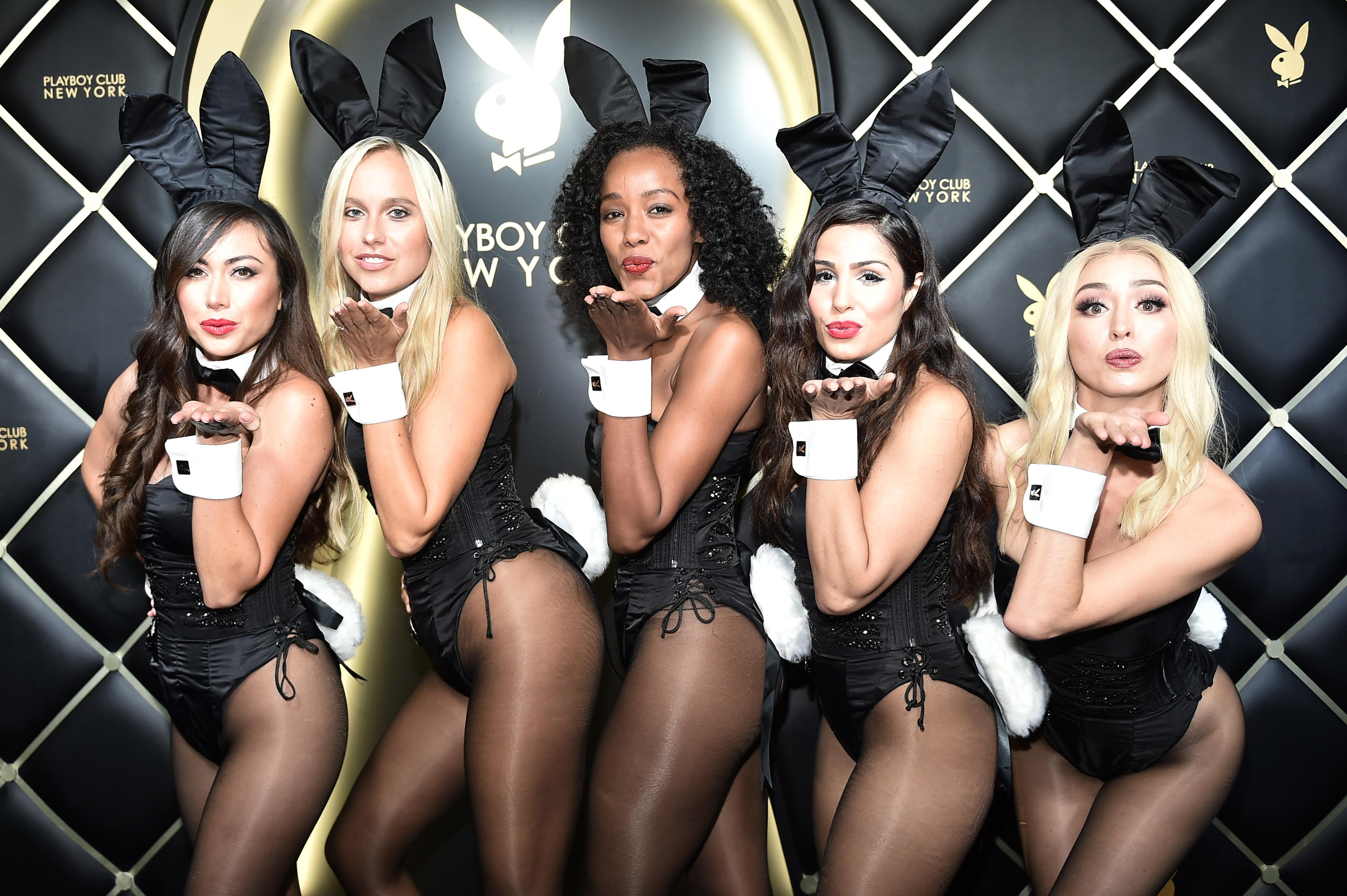 Playboy Club New York Grand Opening