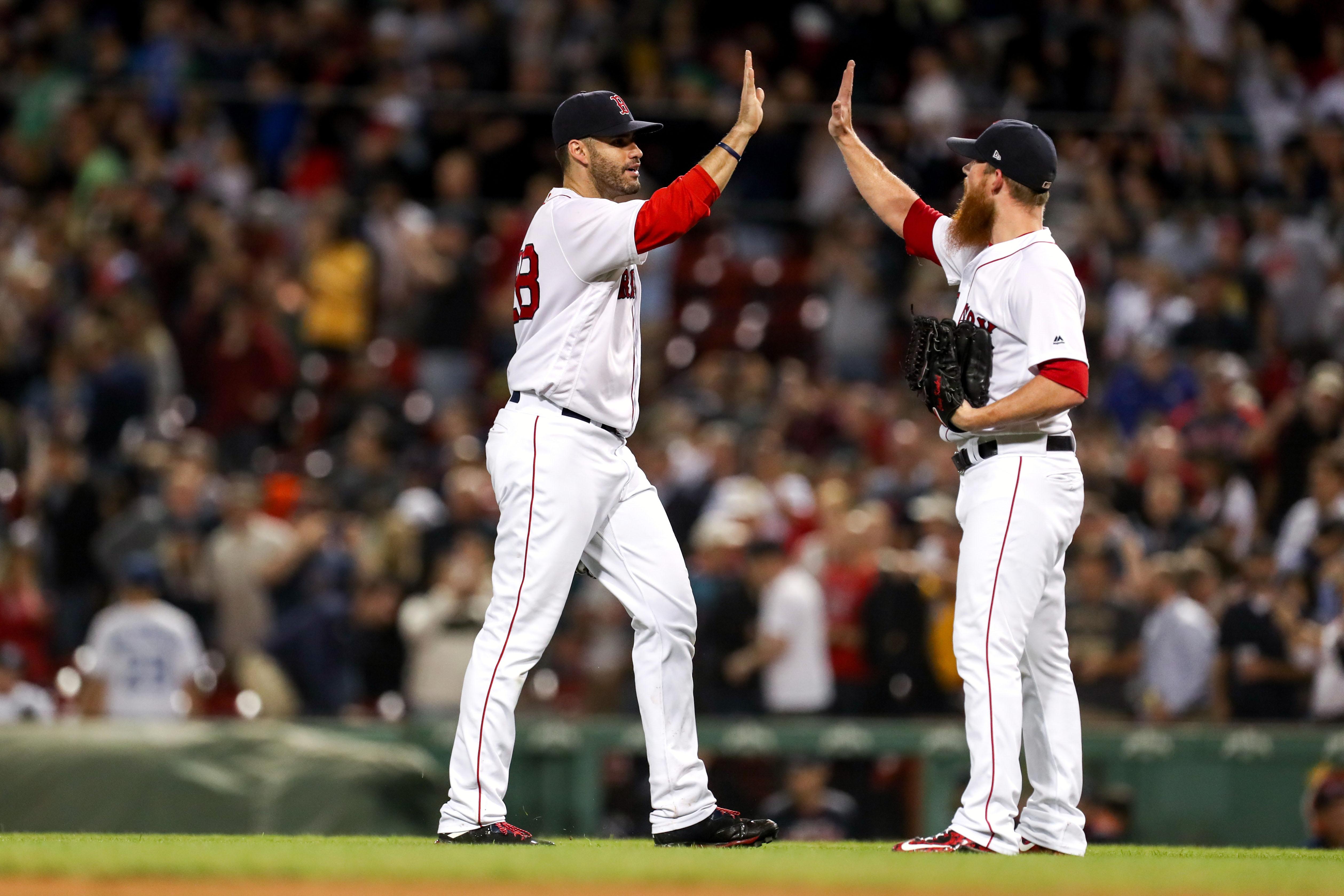 MLB: Toronto Blue Jays at Boston Red Sox
