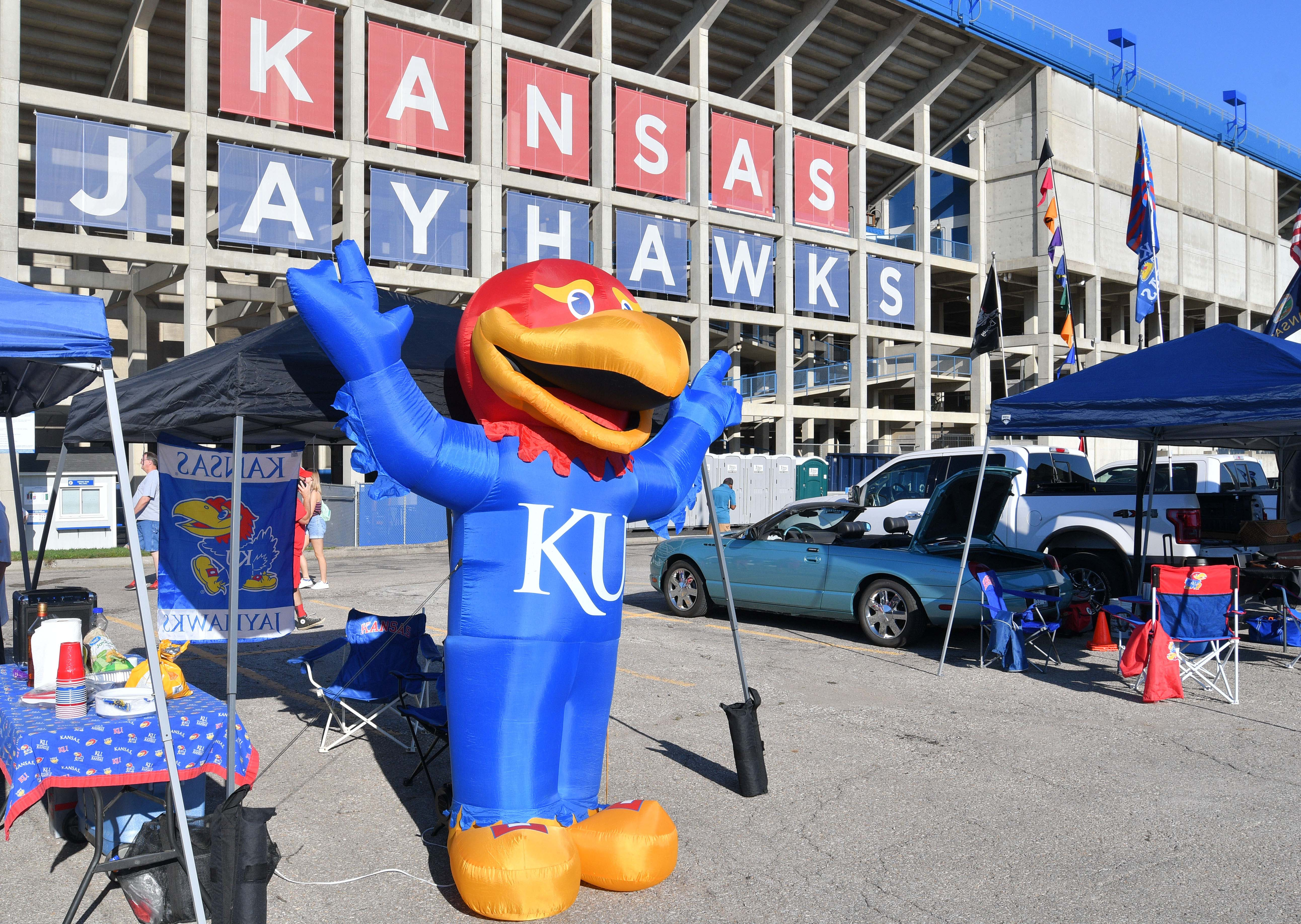 Rutgers fails to show up at Kansas, gets obliterated 55-14