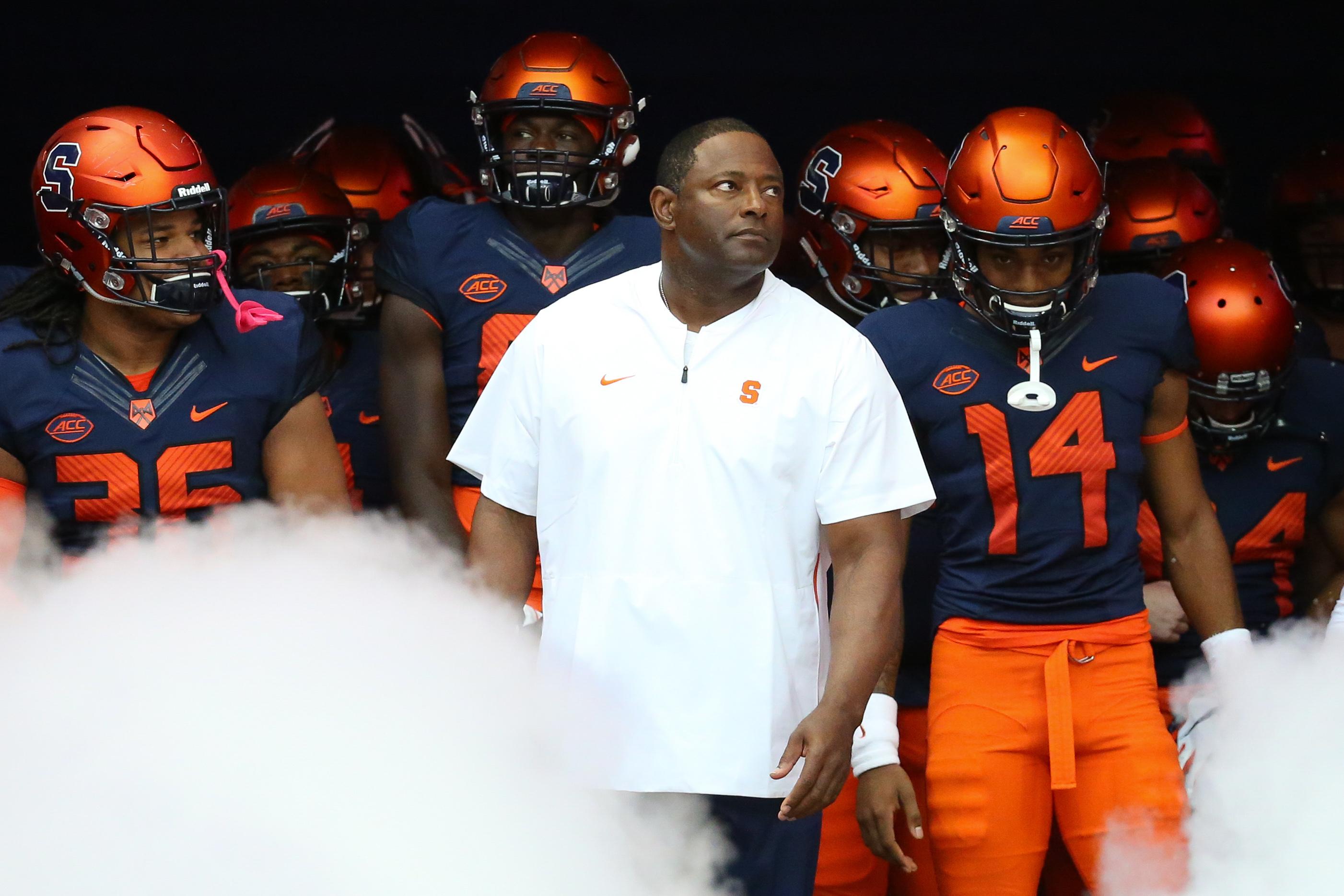 NCAA Football: Wagner at Syracuse