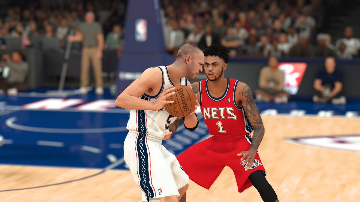 NetsDaily Guide to using the Nets in NBA 2K19 7a4f5ebd7