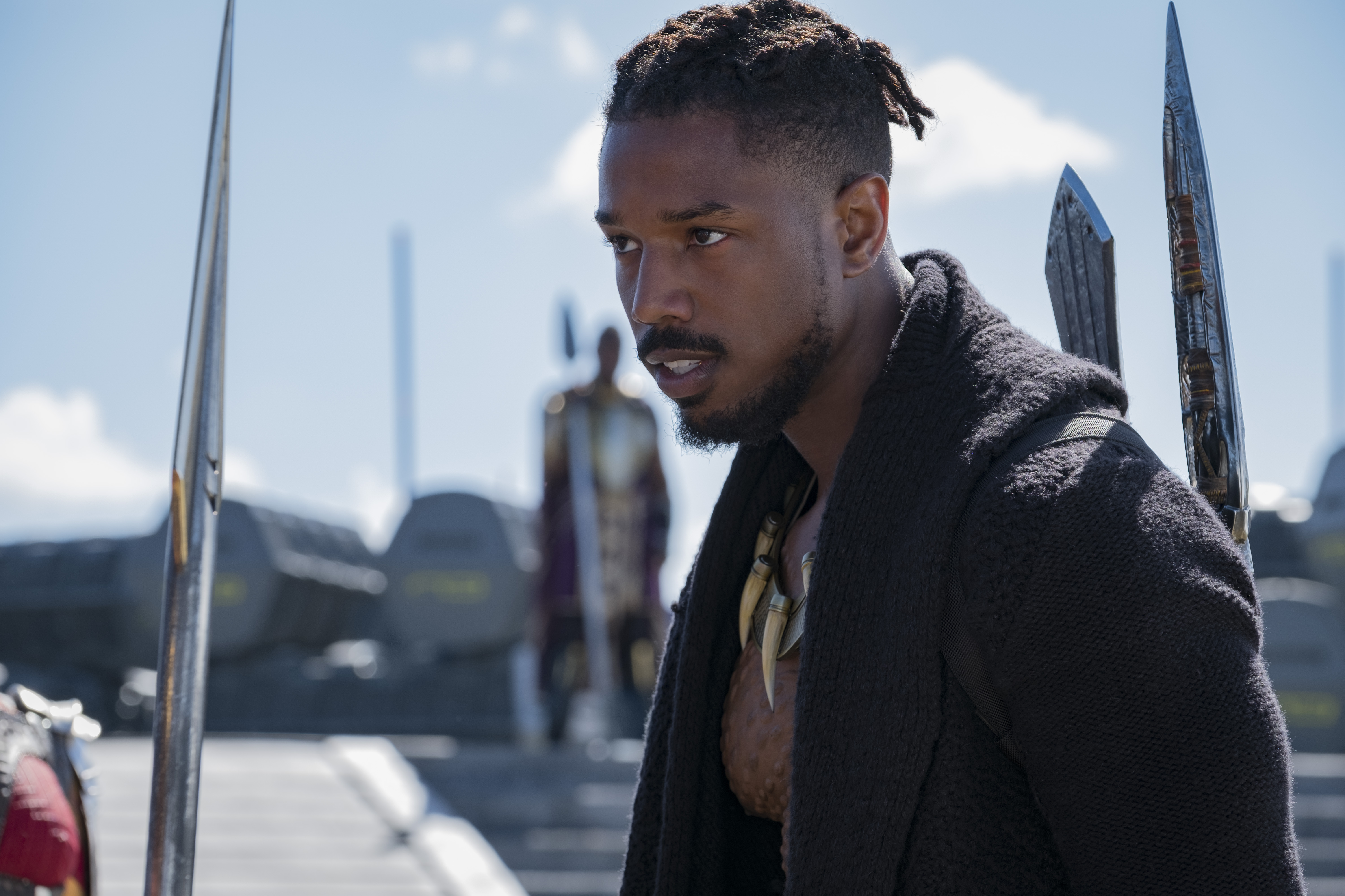 Black Panther's Killmonger will get his own miniseries