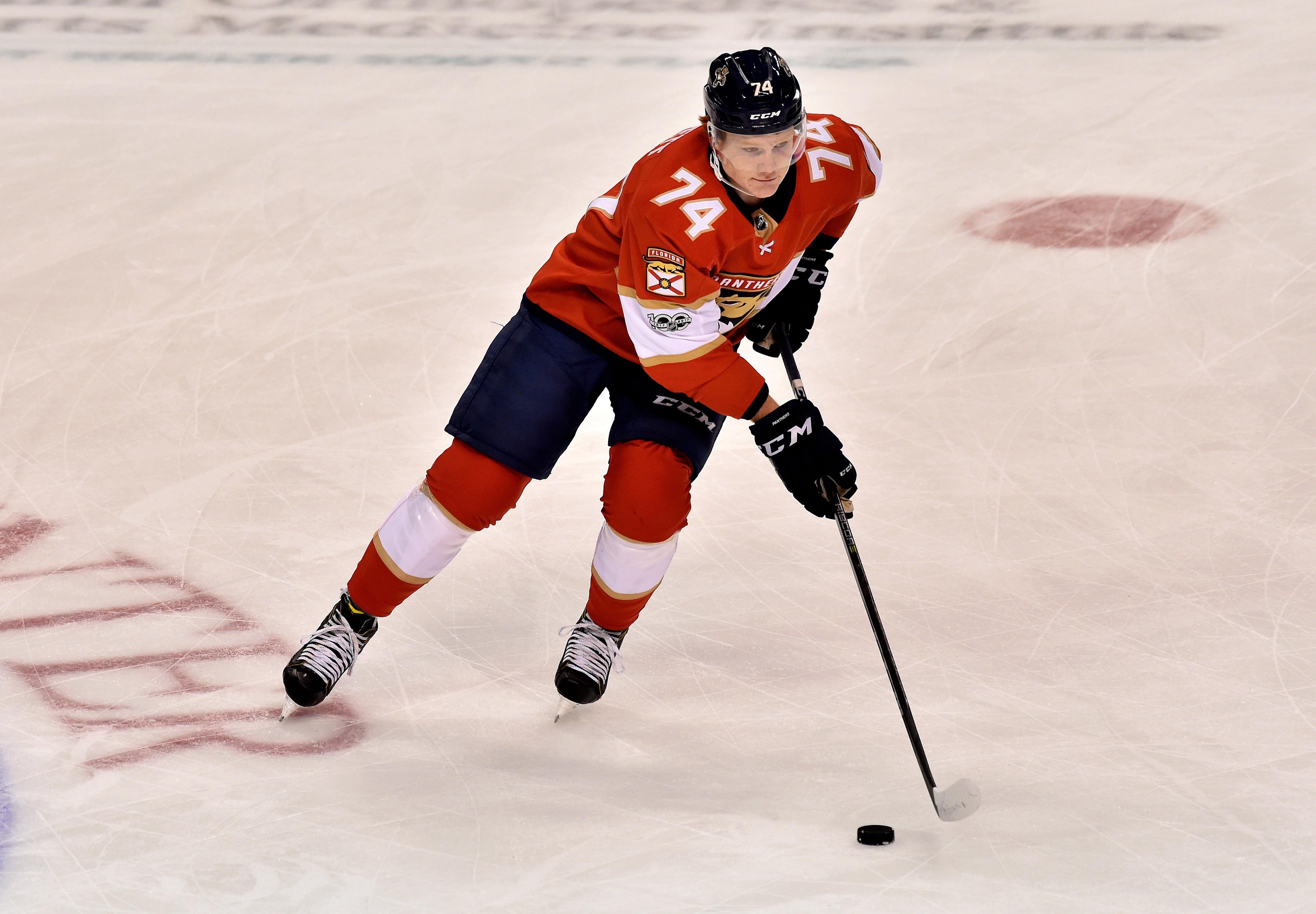NHL: Tampa Bay Lightning at Florida Panthers