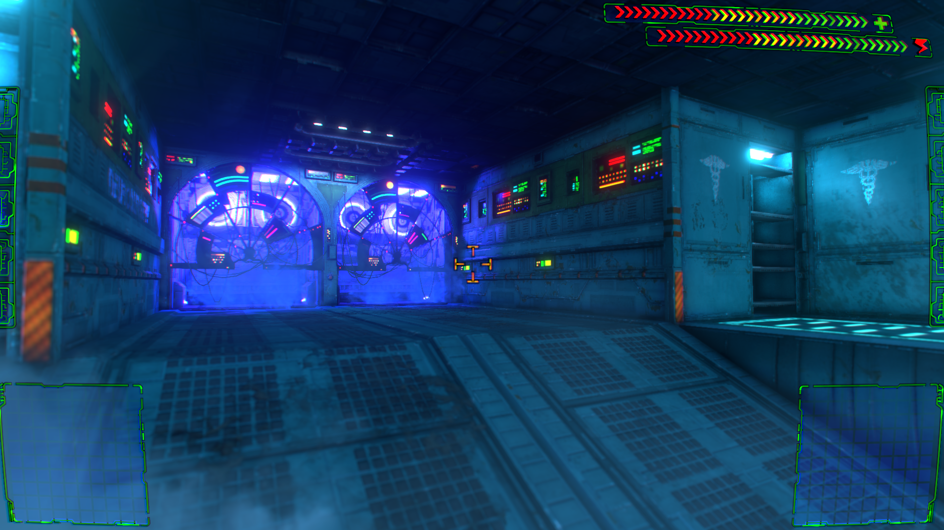 System Shock is being reimagined, and we've got the first look