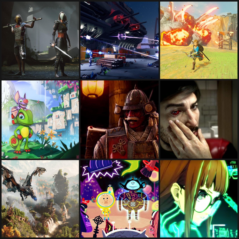 E3's biggest games (of 2017)