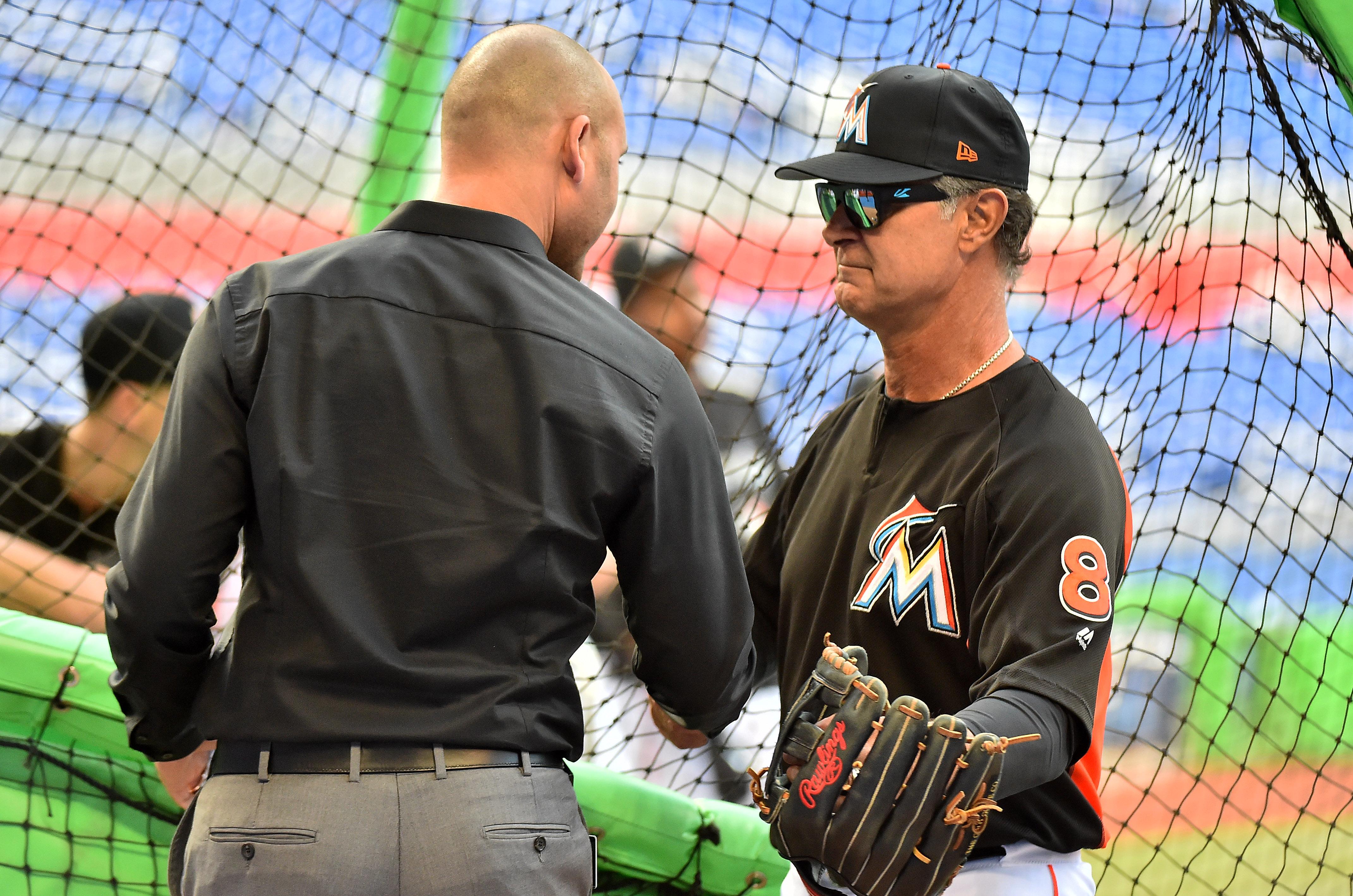 MLB: Pittsburgh Pirates at Miami Marlins