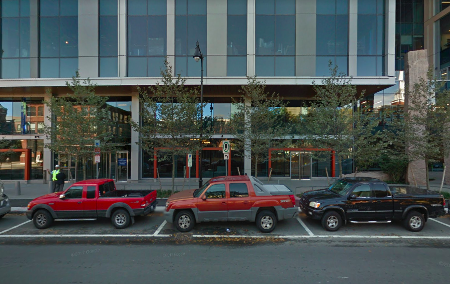 The Genzyme building on Binney Street will be home to a new fried chicken restaurant next year