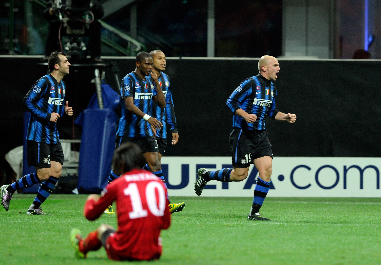 FC Internazionale Milano v FC Twente - UEFA Champions League