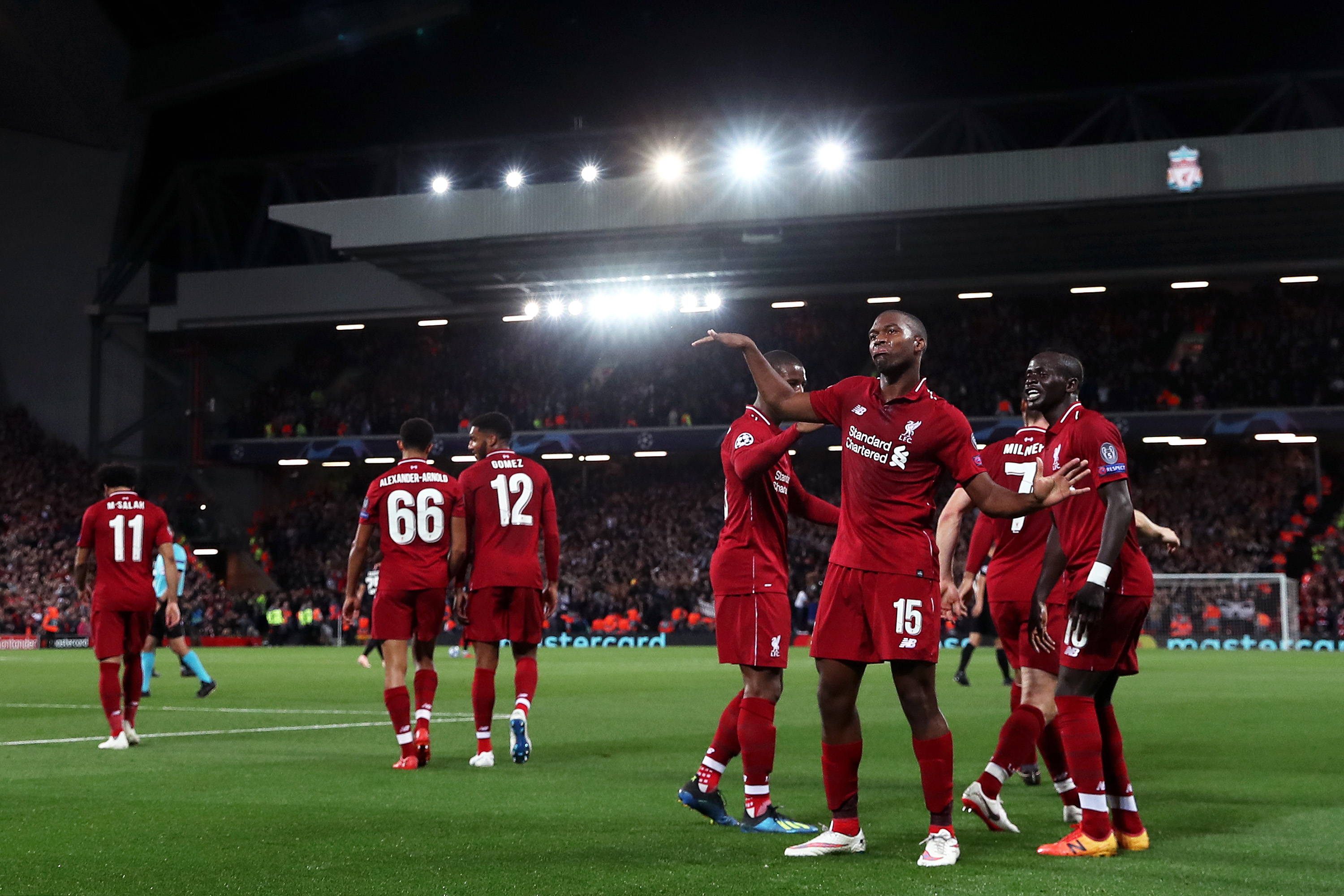 Liverpool 3, Paris Saint-Germain 2: First Thoughts