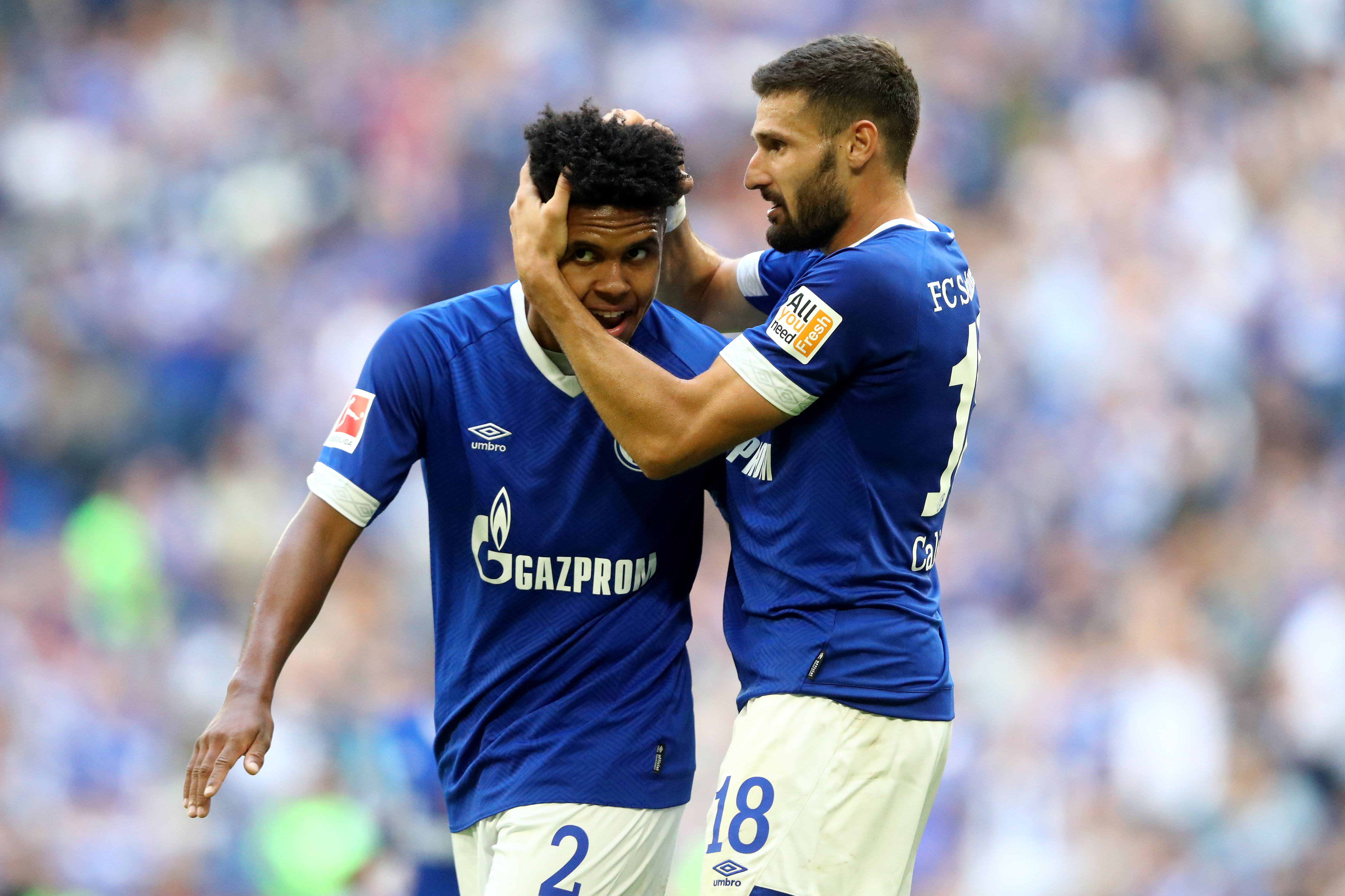 f6bf0915f Schalke makes it really hard for the USMNT to evaluate Weston McKennie
